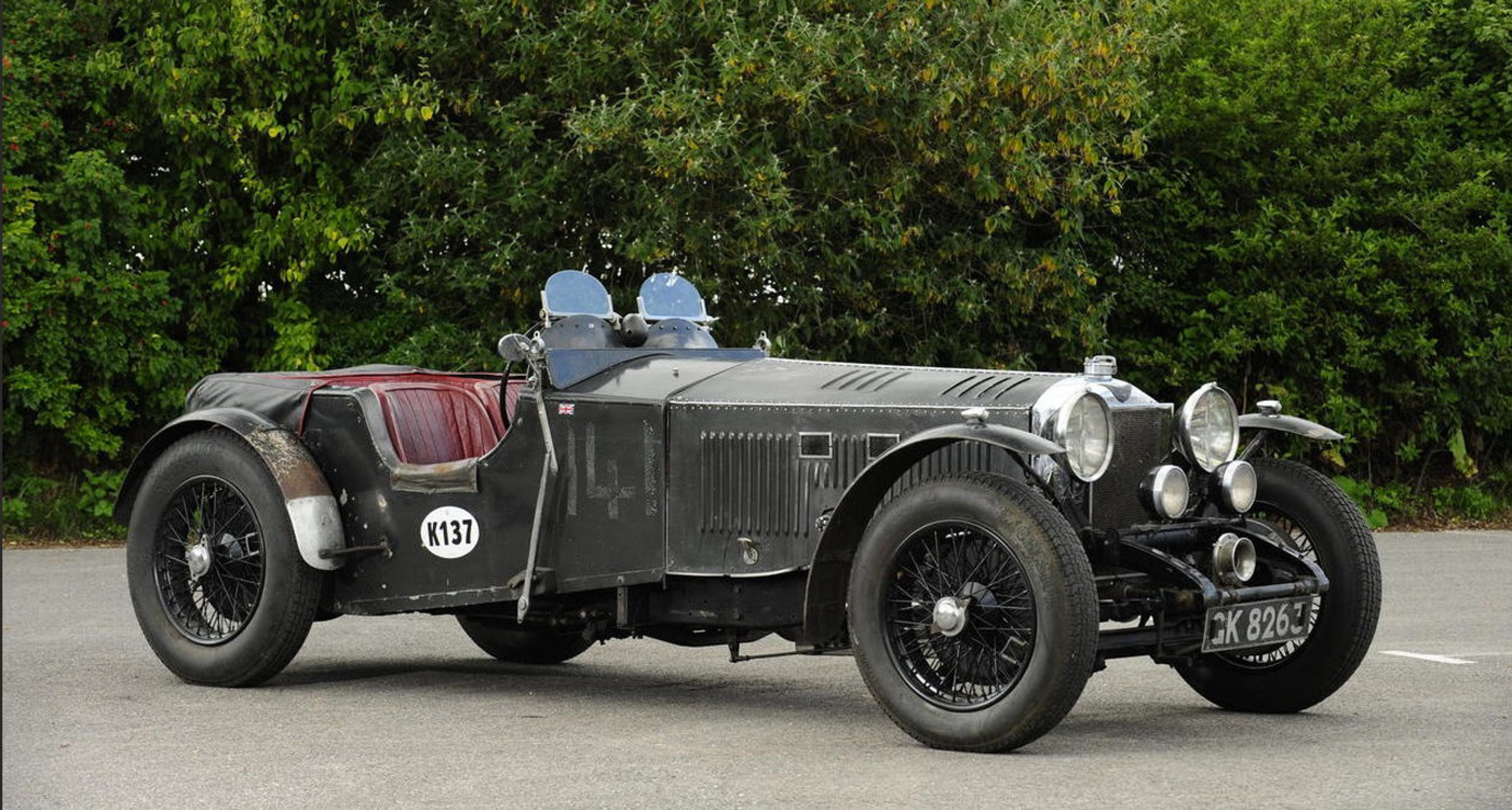 1931 Invicta 4½-Litre S-Type 'Low Chassis' Sports Coachwork by Cadogan, estimate GBP 900,000 - 1.2 million.