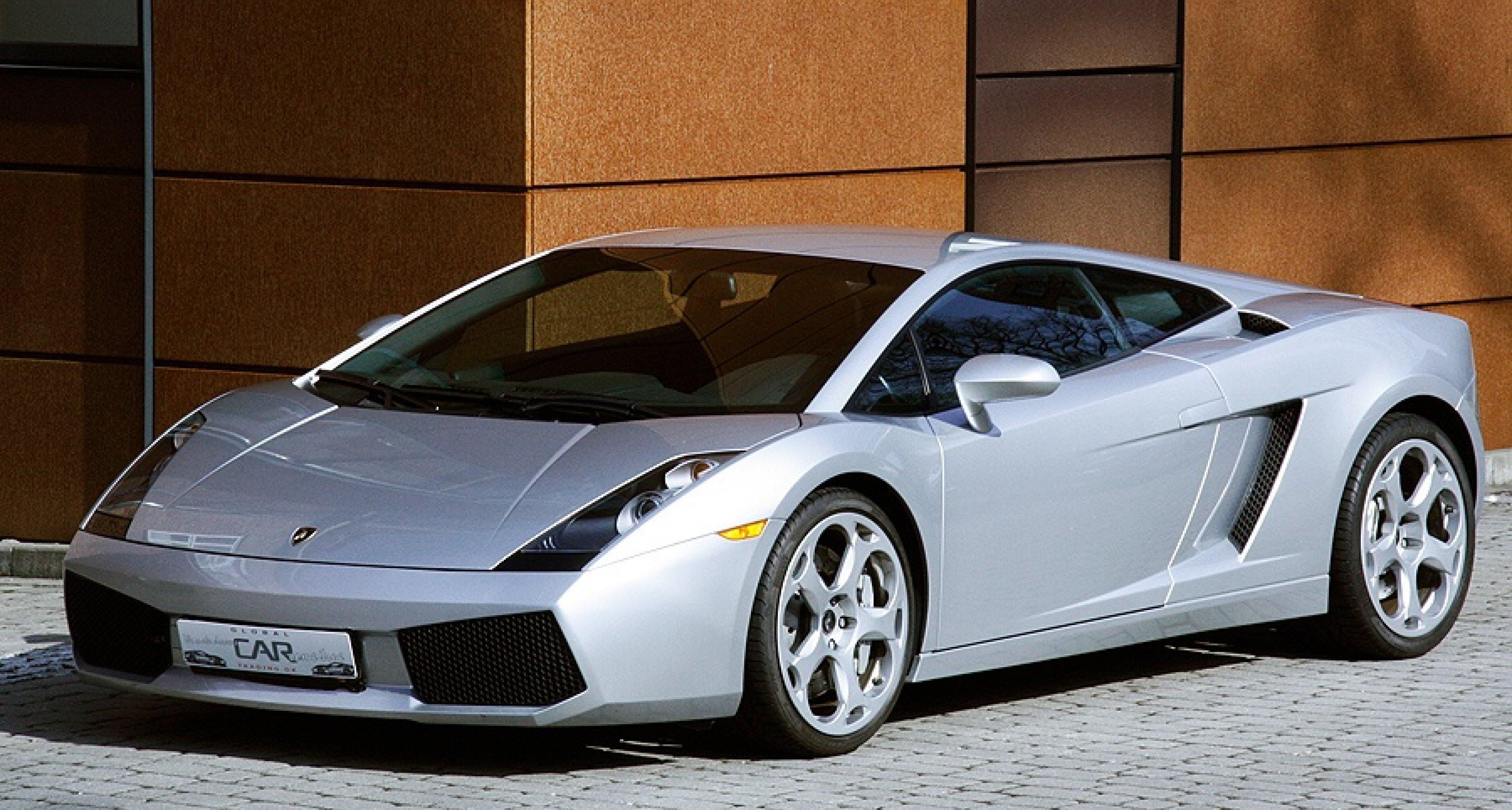 2004 Lamborghini Gallardo E-Gear