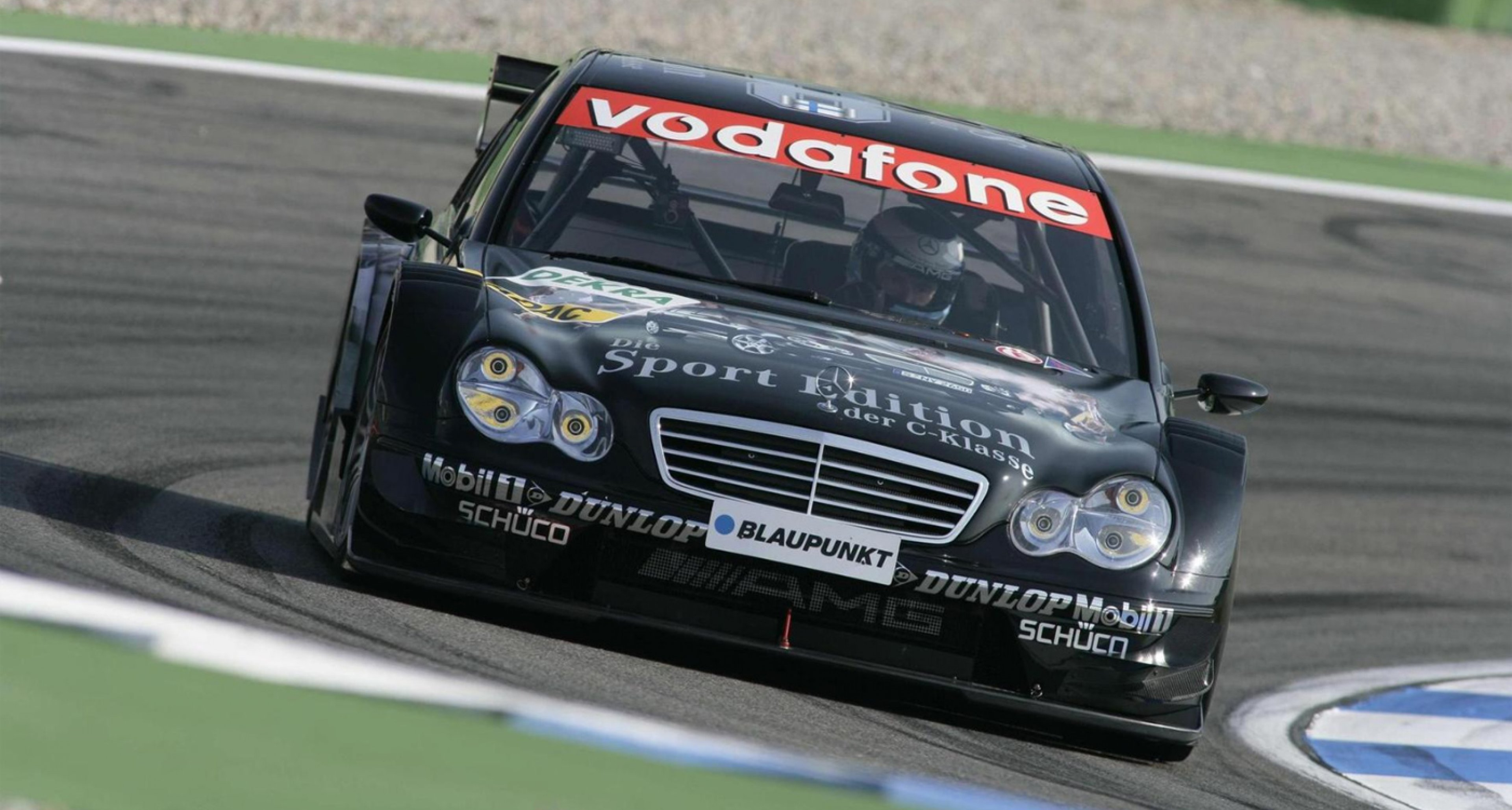 Lot 23: 2005 AMG-Mercedes- C-Class DTM Touring Car Racing Saloon 'The Ex-Mika Hakkinen' (€ 400,000 - 600,000)