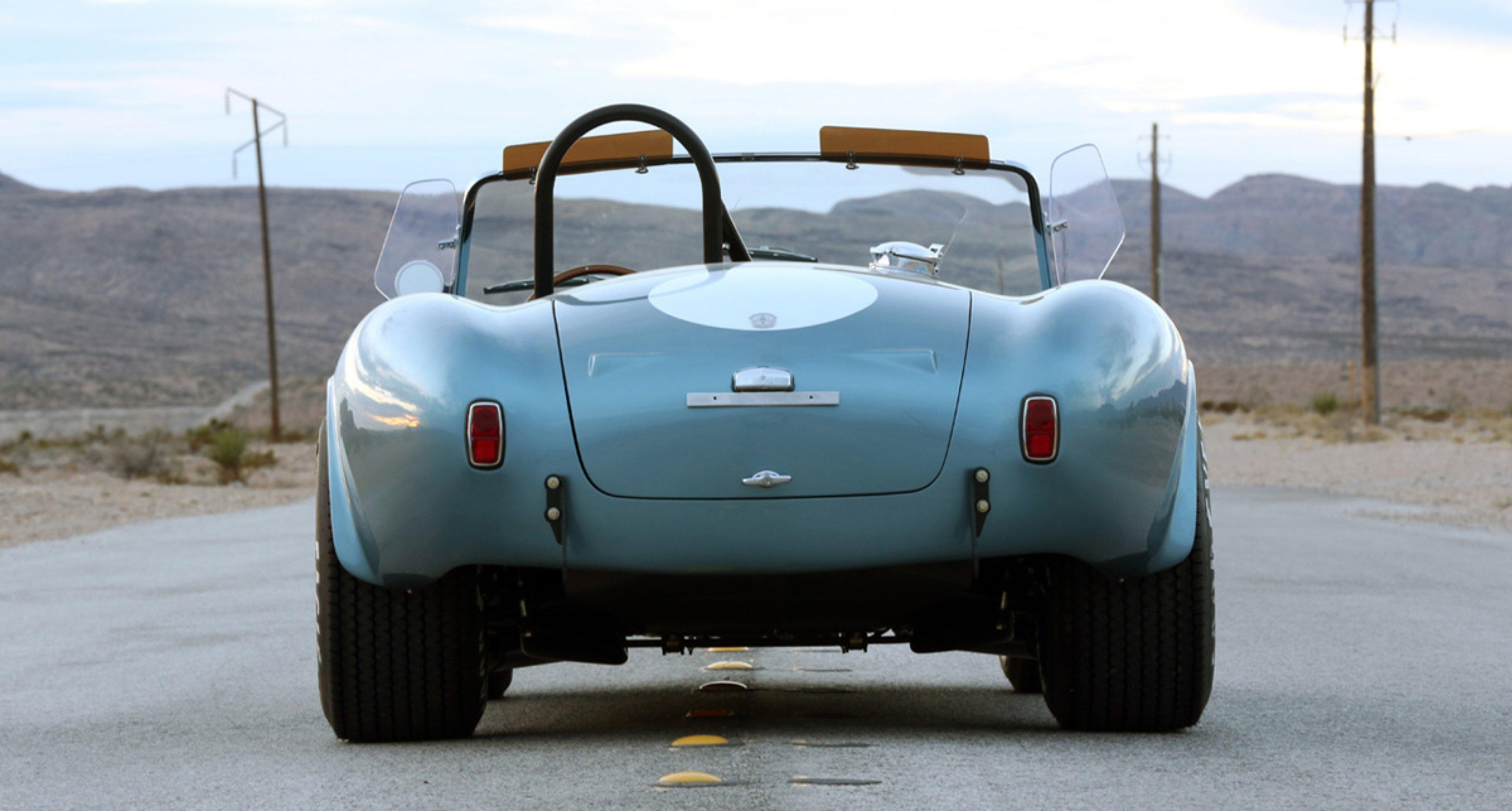 50th Anniversary FIA Shelby Cobra 289