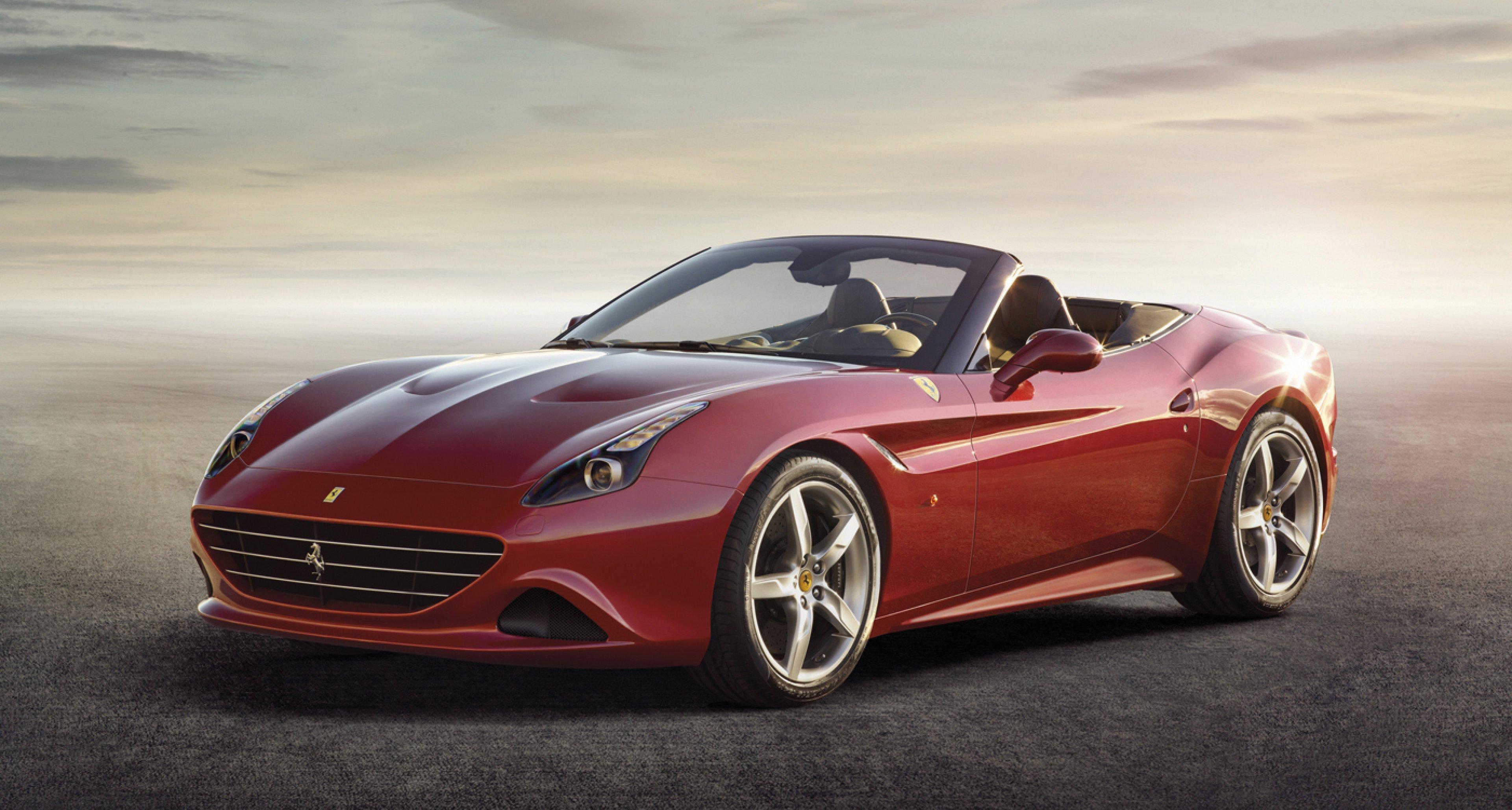 The new Ferrari California T goes turbo  Classic Driver Magazine