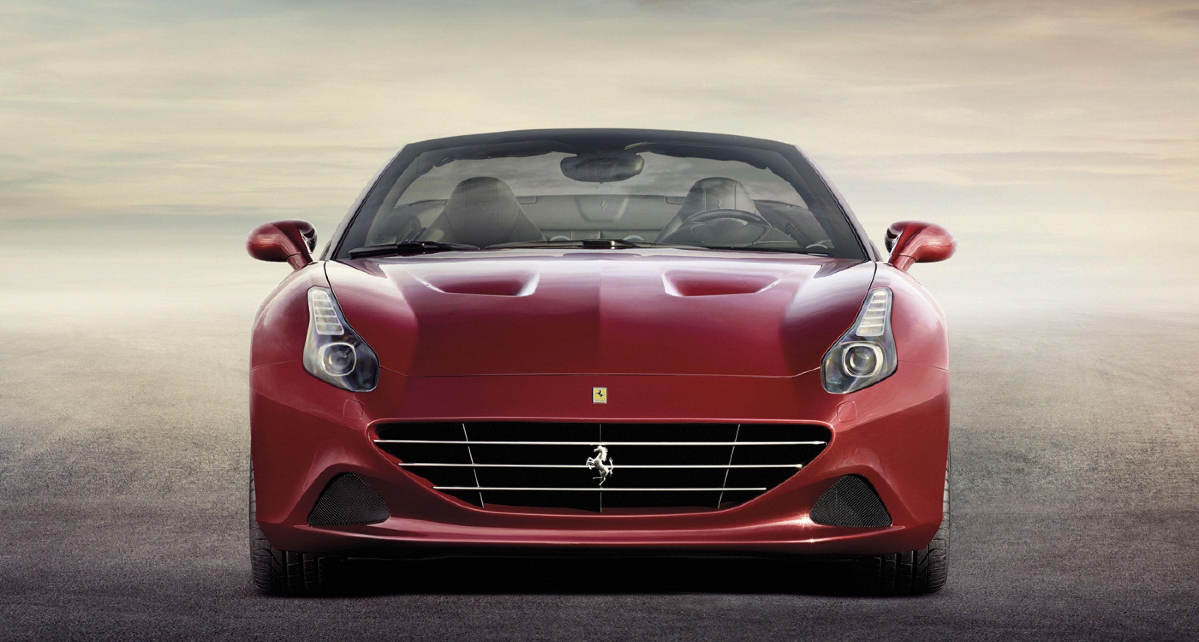 Der Neue Ferrari California T Kommt Mit Turbo Classic Driver Magazine