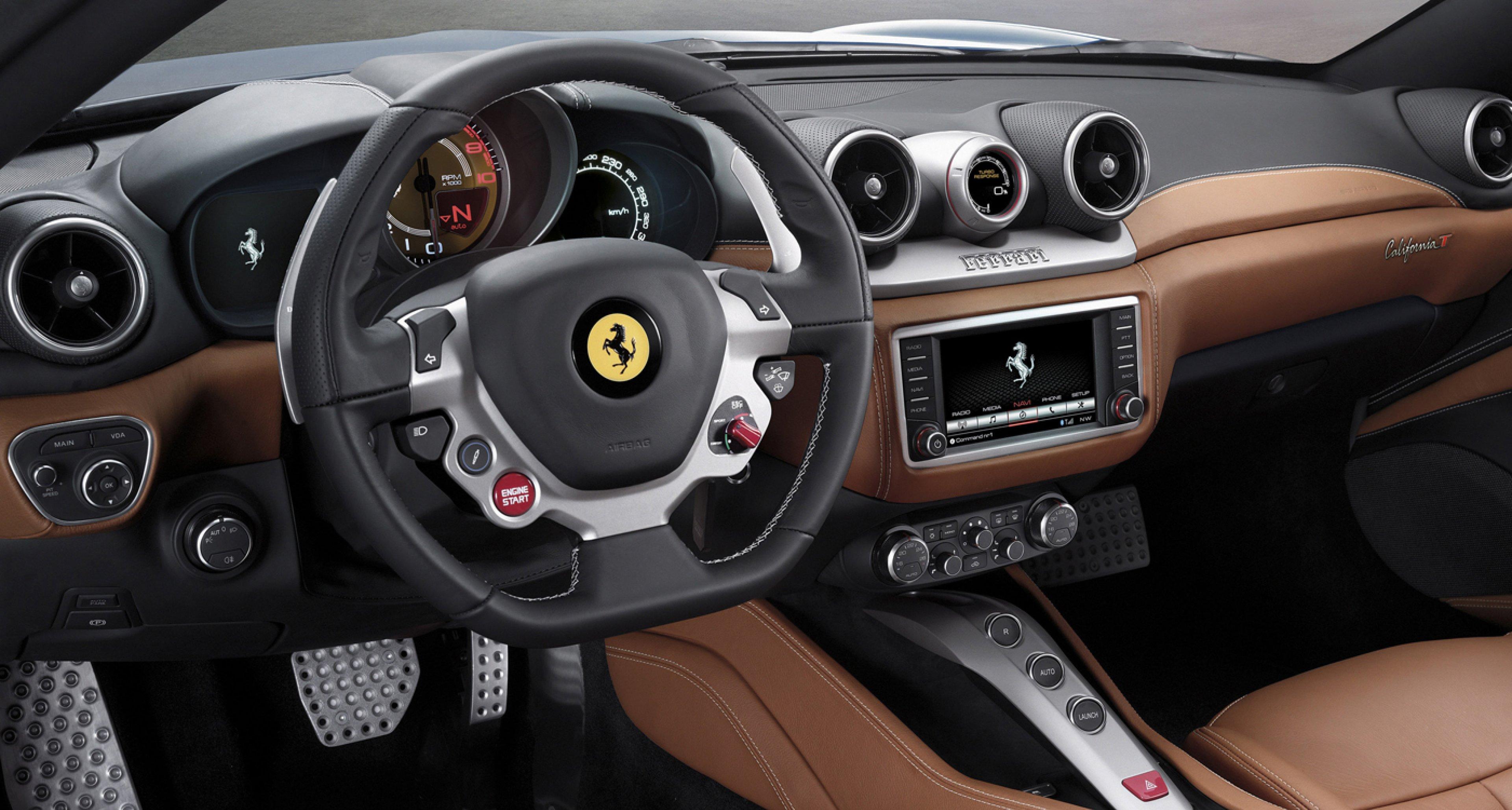 The new Ferrari California T goes turbo | Classic Driver Magazine