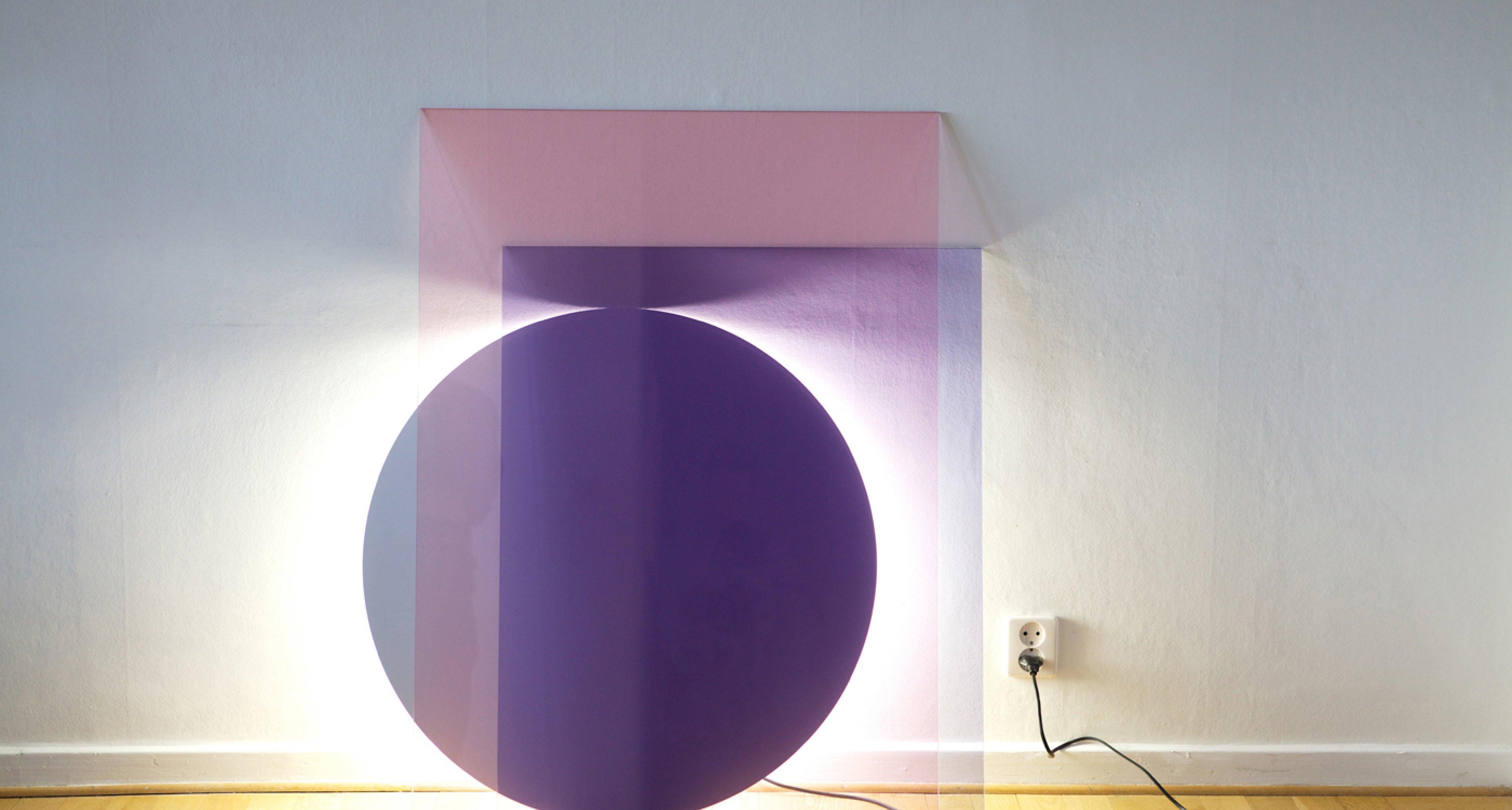 Daniel Rybakken, Andreas Engesvik, Colour Light for Ligne Roset, 2011 © Photo: Kalle Sanner and Daniel Rybakken