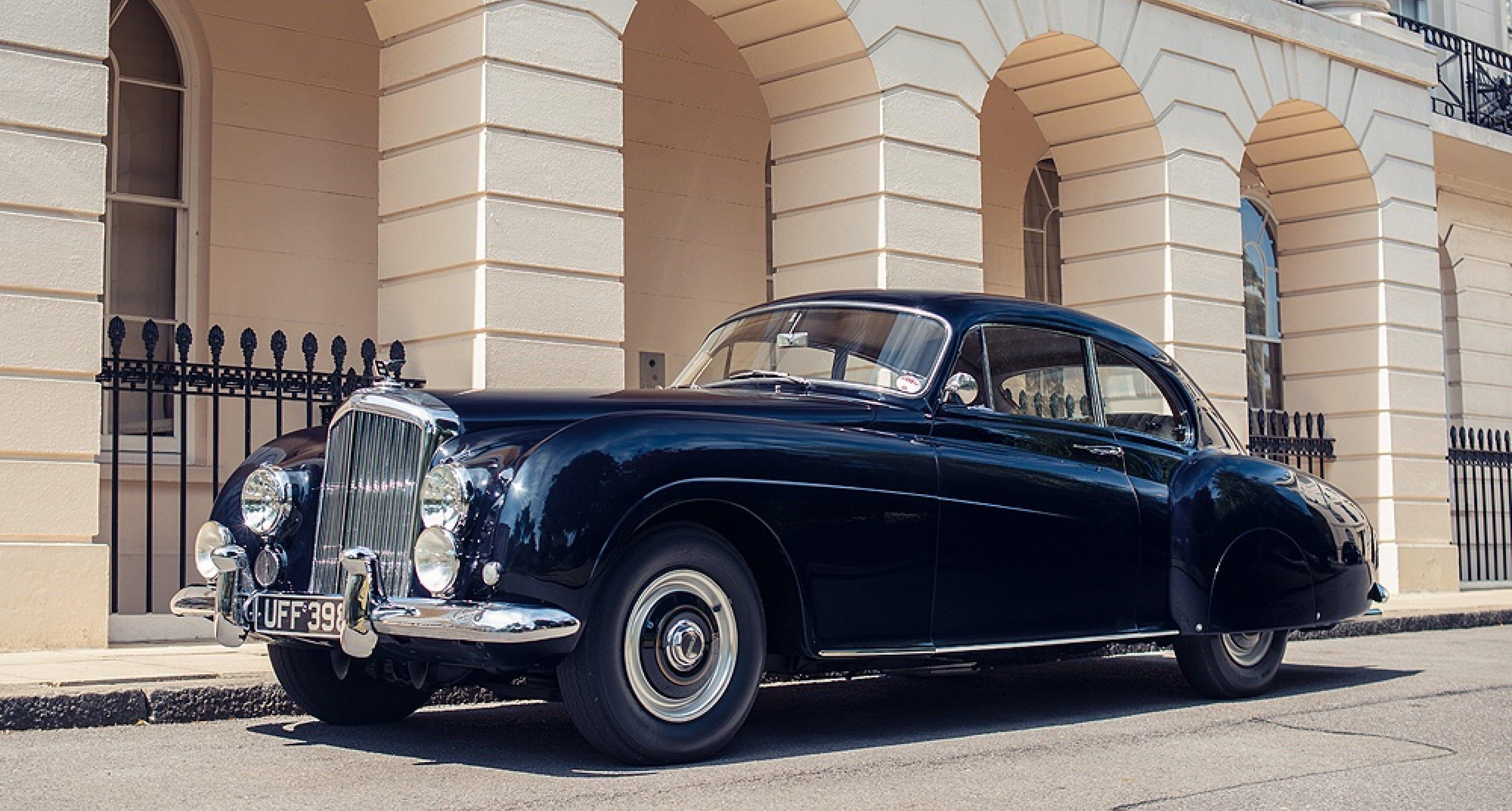 1954 Bentley R Type Continental