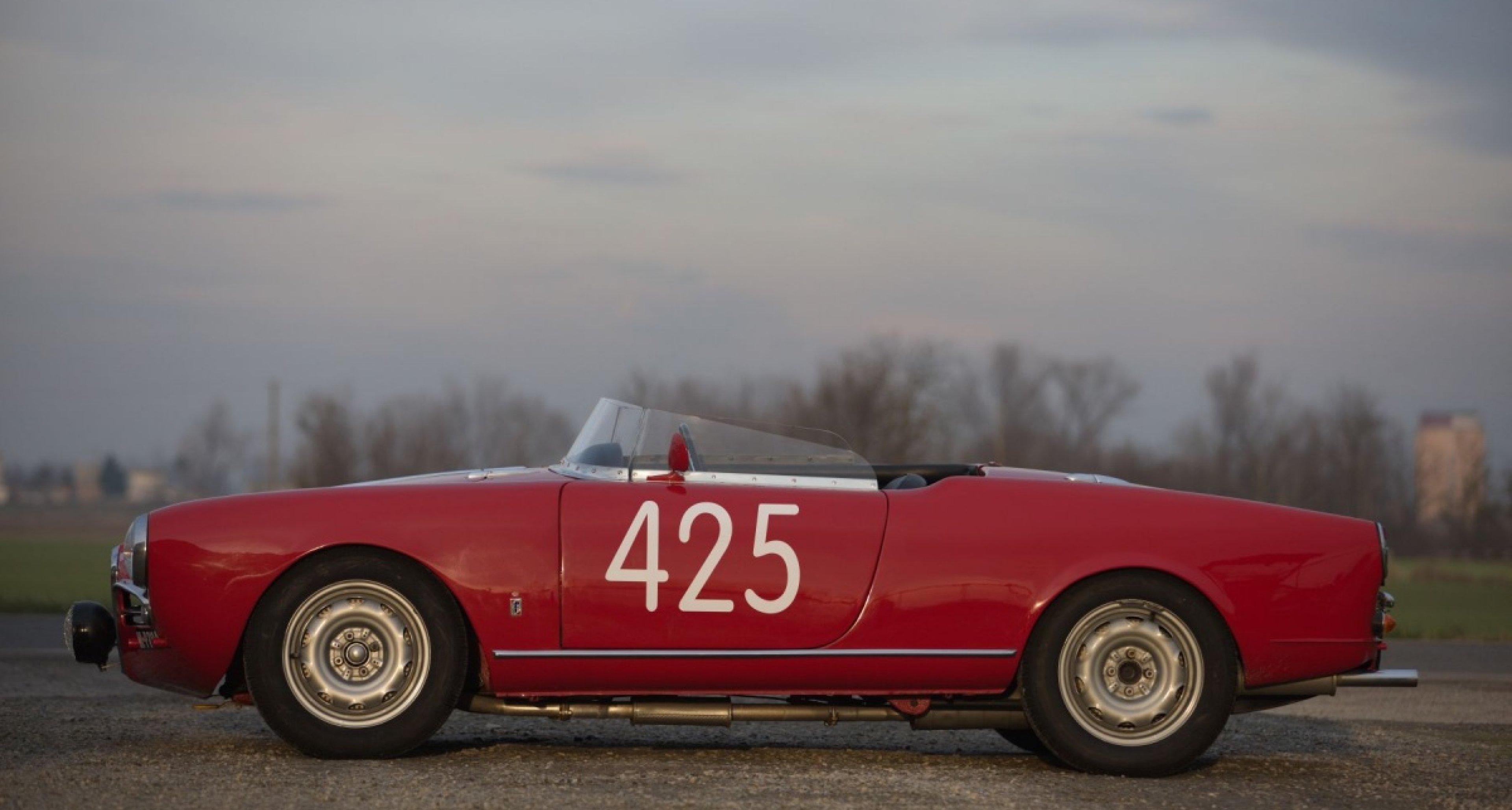 Artcurial auction at the 2014 Le Mans Classic