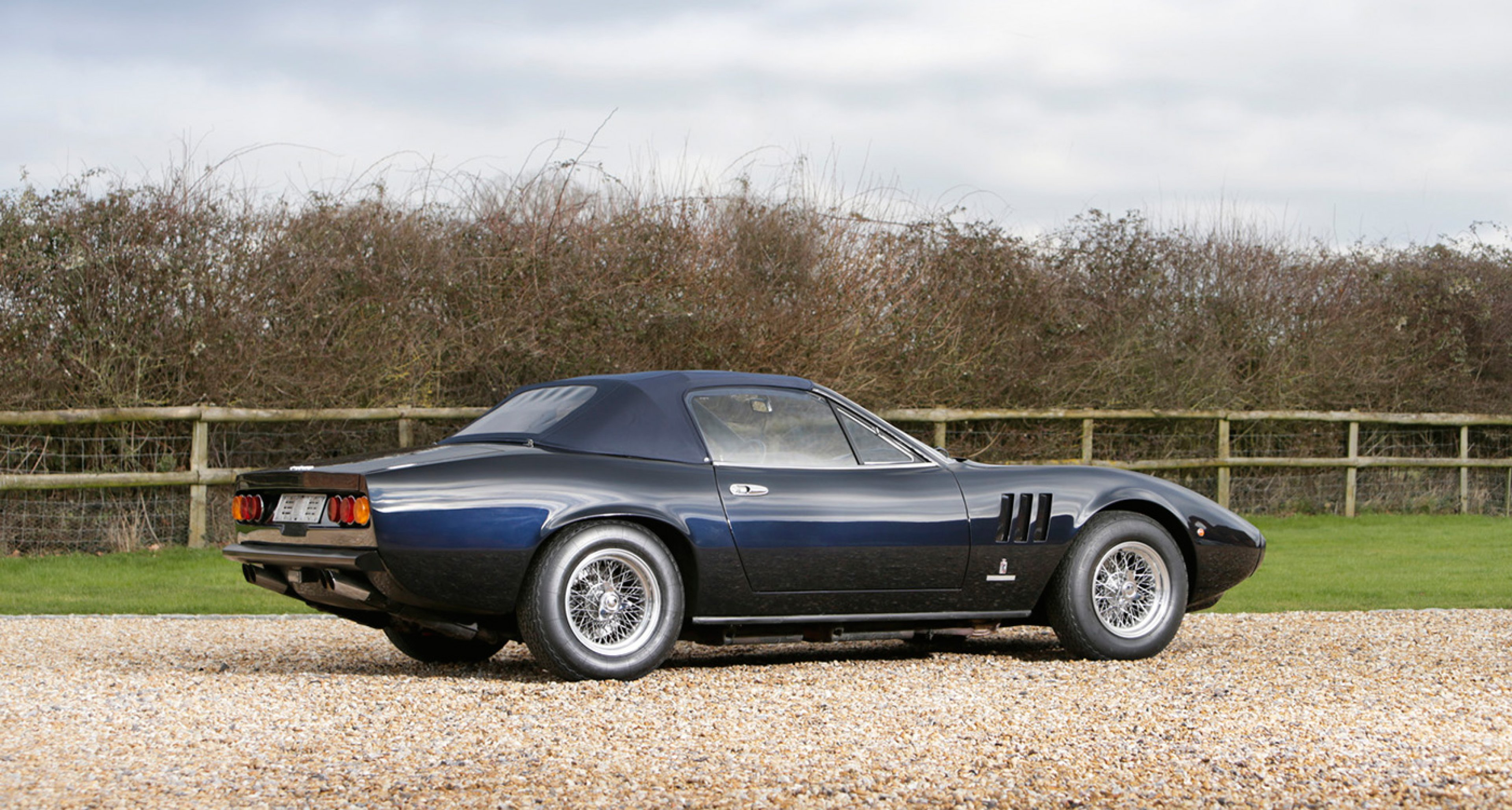 would you take this rare drop-top ferrari 365 gtc/4 over a daytona spider?    classic driver magazine