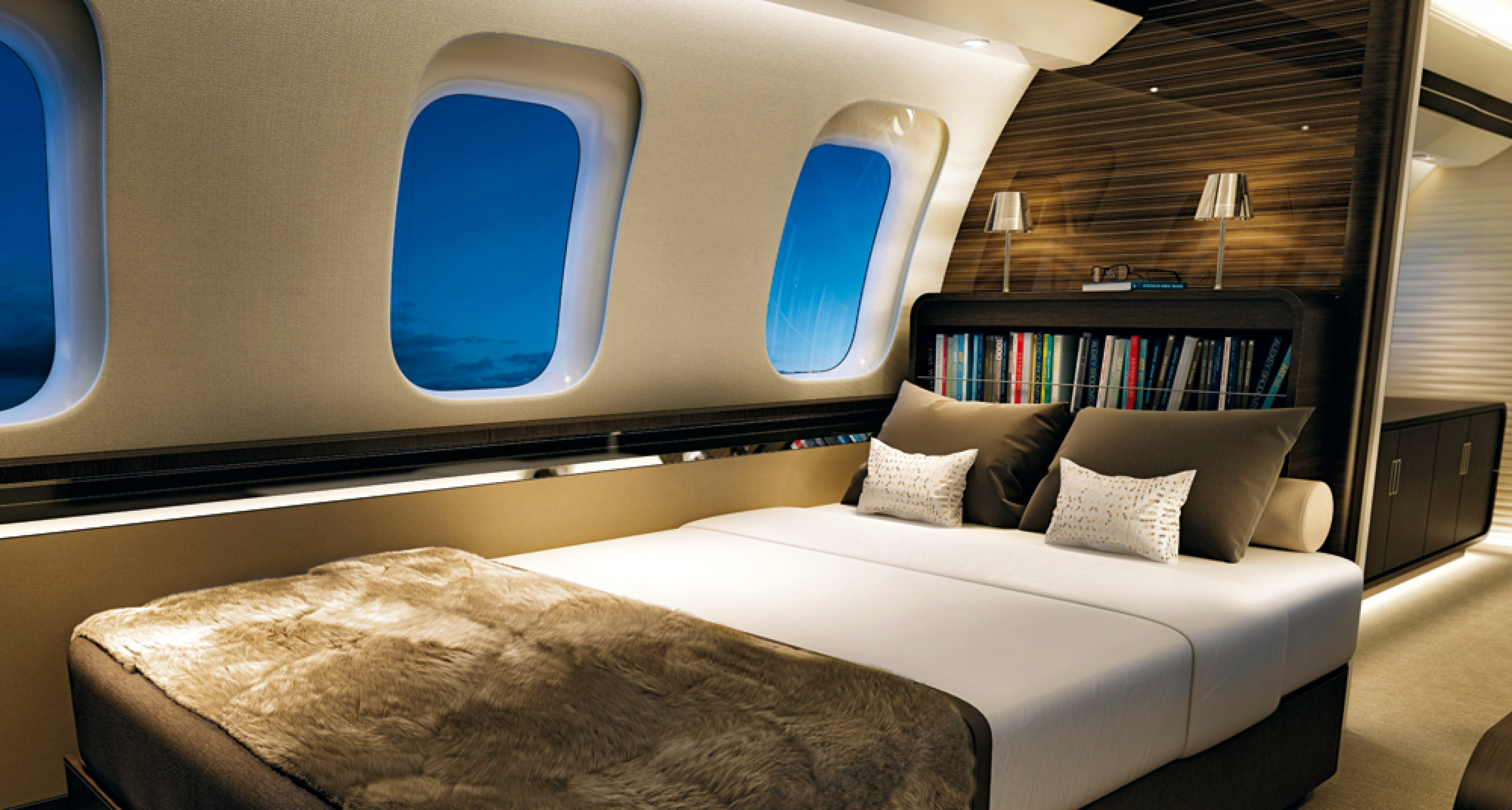 Bombardier Global 7000 jet © courtesy Bombardier Business Aircraft