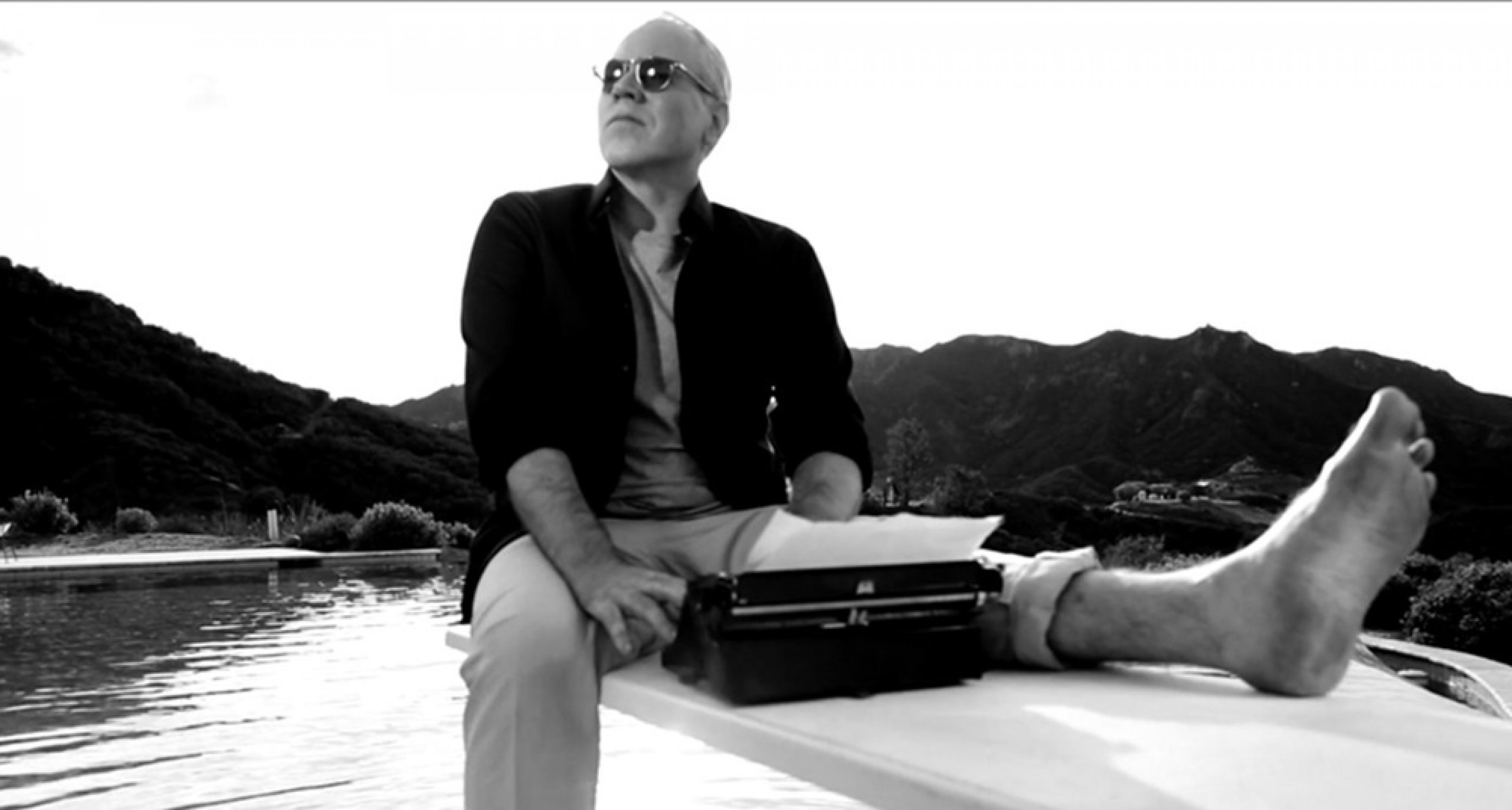 6e05145bfd Die Persol Typewriter Edition - interpretiert von Bret Easton Ellis ...