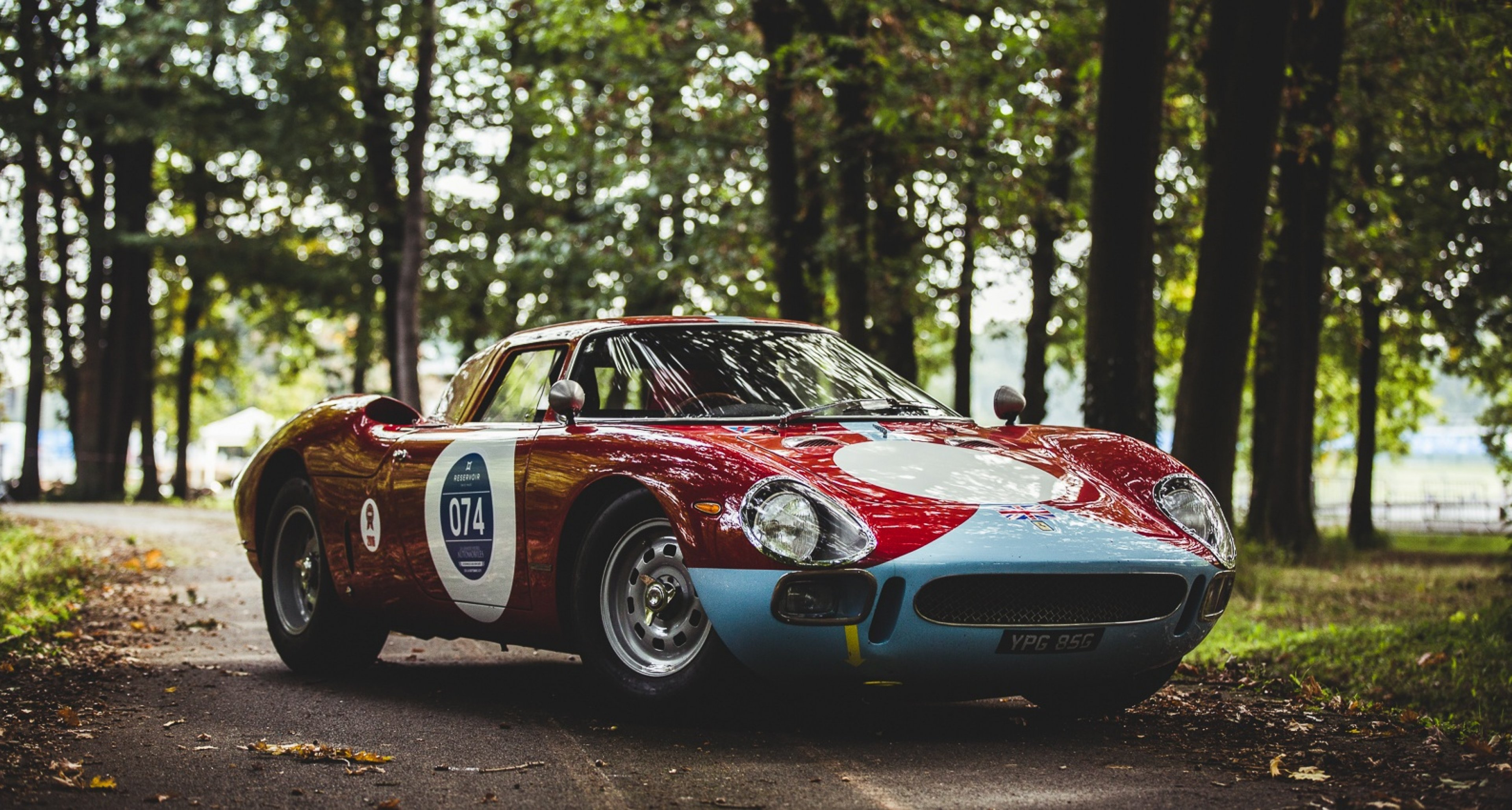 GTO who? Why the Ferrari 250 LM is our true grail Ferrari   Classic Driver  Magazine