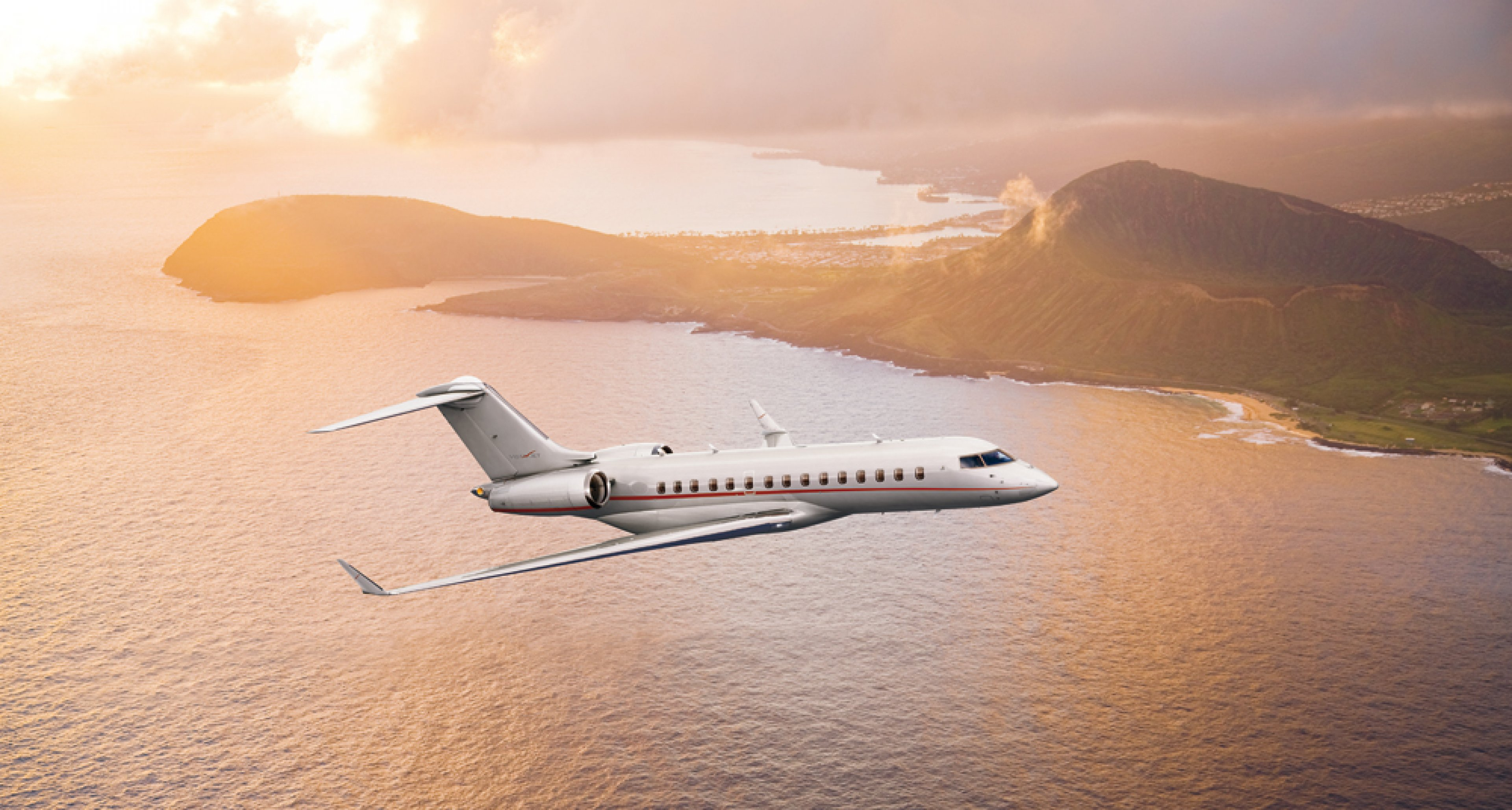 Bombardier Global 6000 jet © courtesy Bombardier Business Aircraft/VistaJet