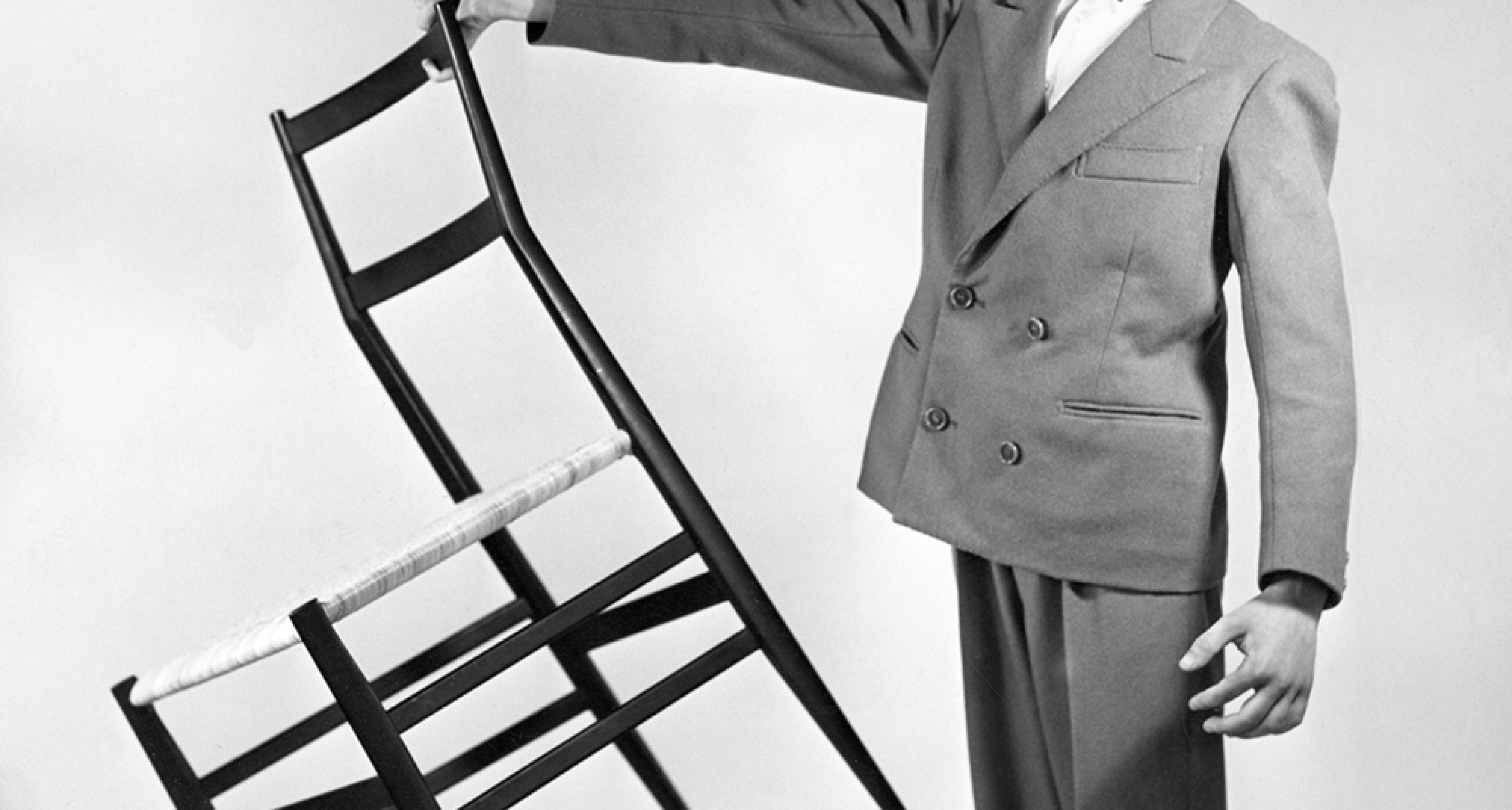 Superleggera chair — 1957 © Gio Ponti Archives, Milan
