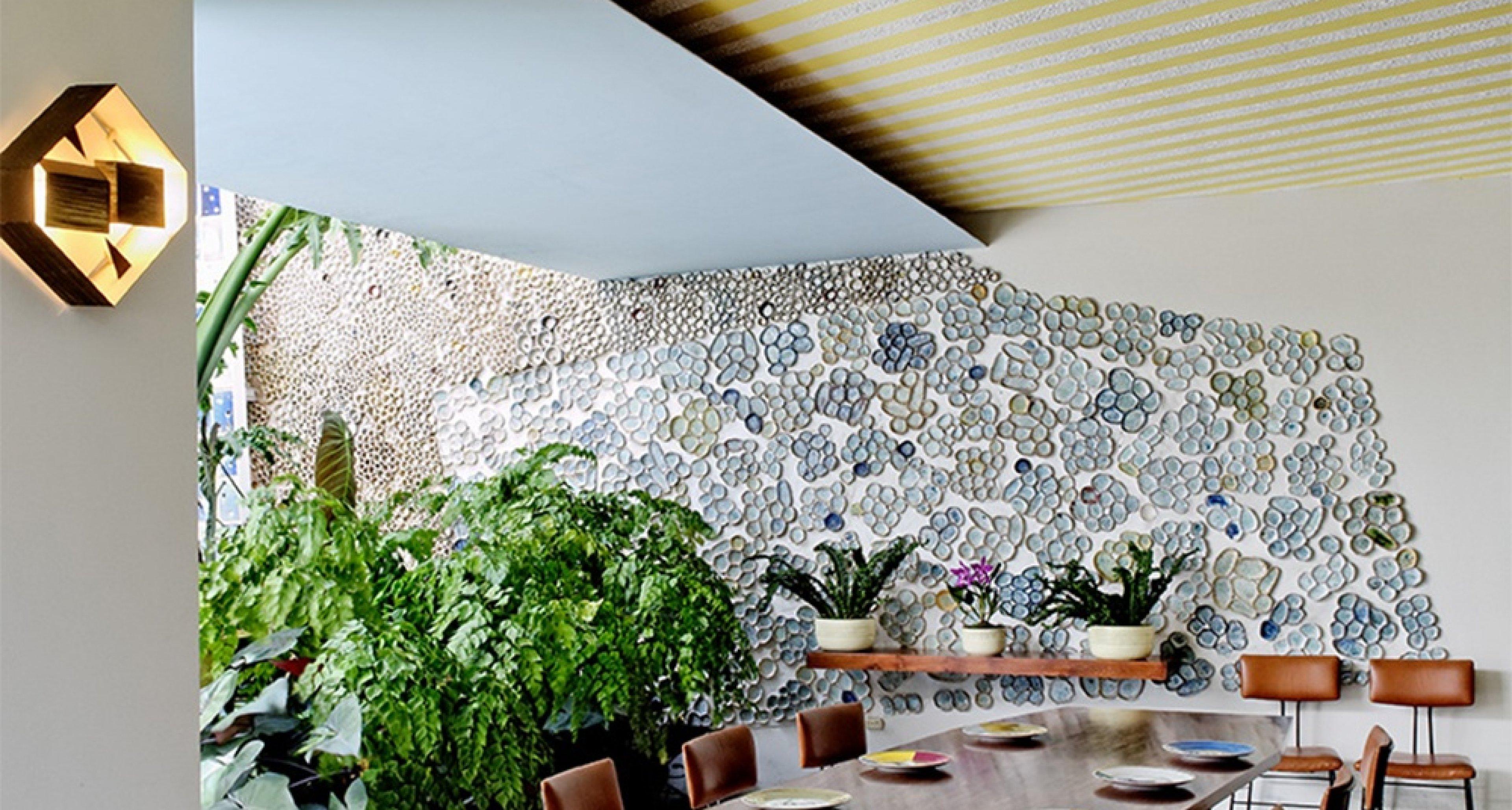Outside dining room, Villa planchart, Caracas — 1953-57 © Antoine Baralhé Caracas, Anala and Armando Planchart Foundation