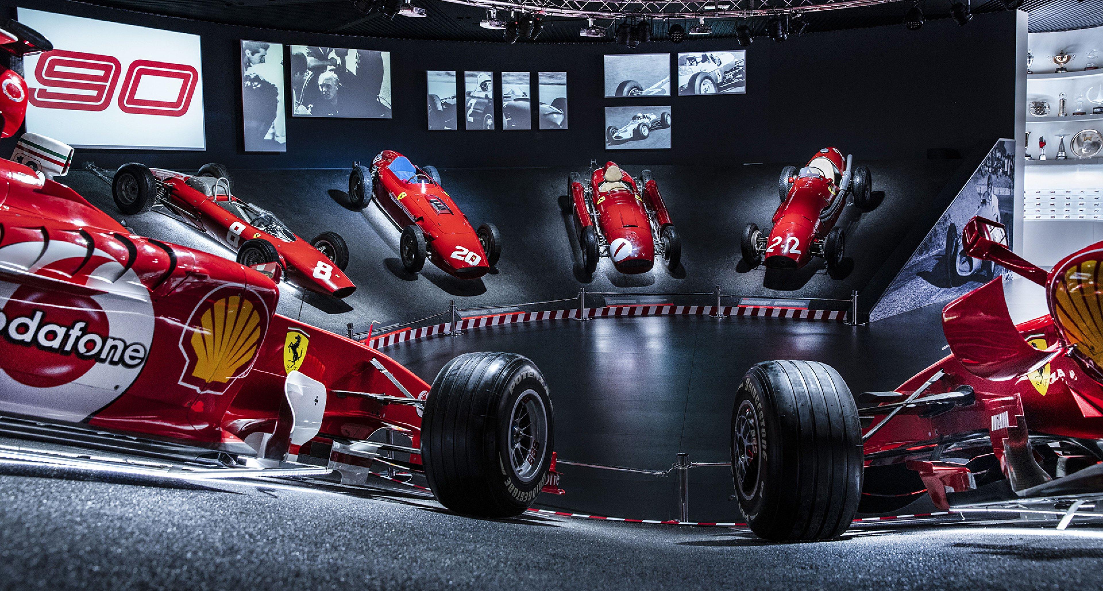 Diese Große Ausstellung Zu 90 Jahre Scuderia Ferrari Darf Man Nicht Verpassen Classic Driver Magazine