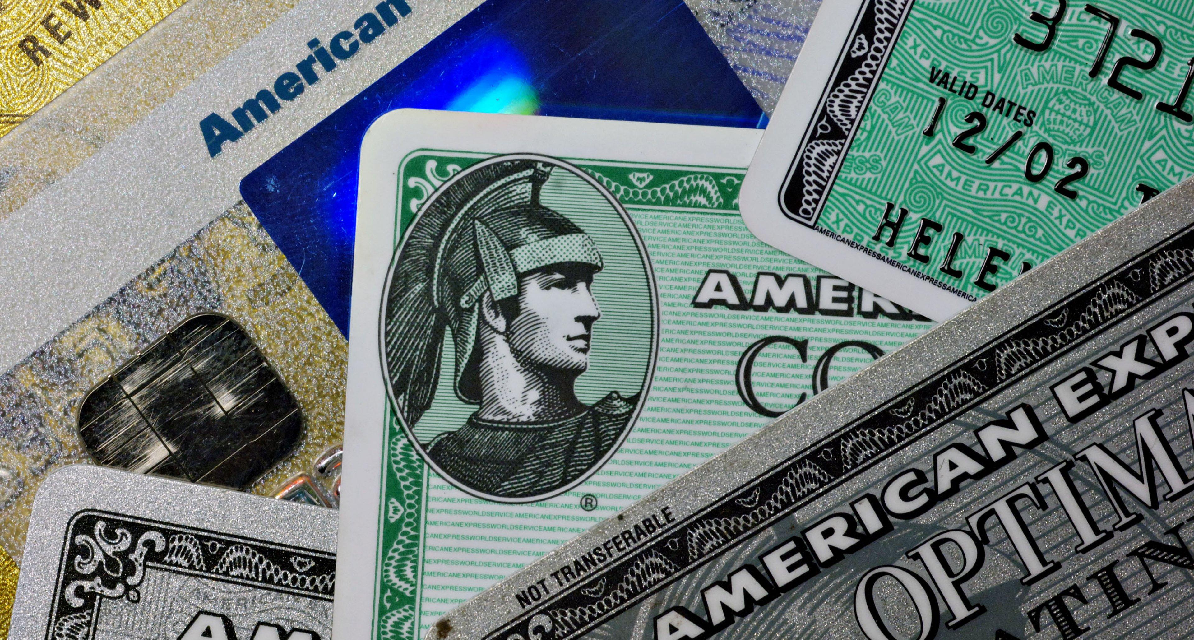 Was kostet die Welt...Amex Kreditkarten