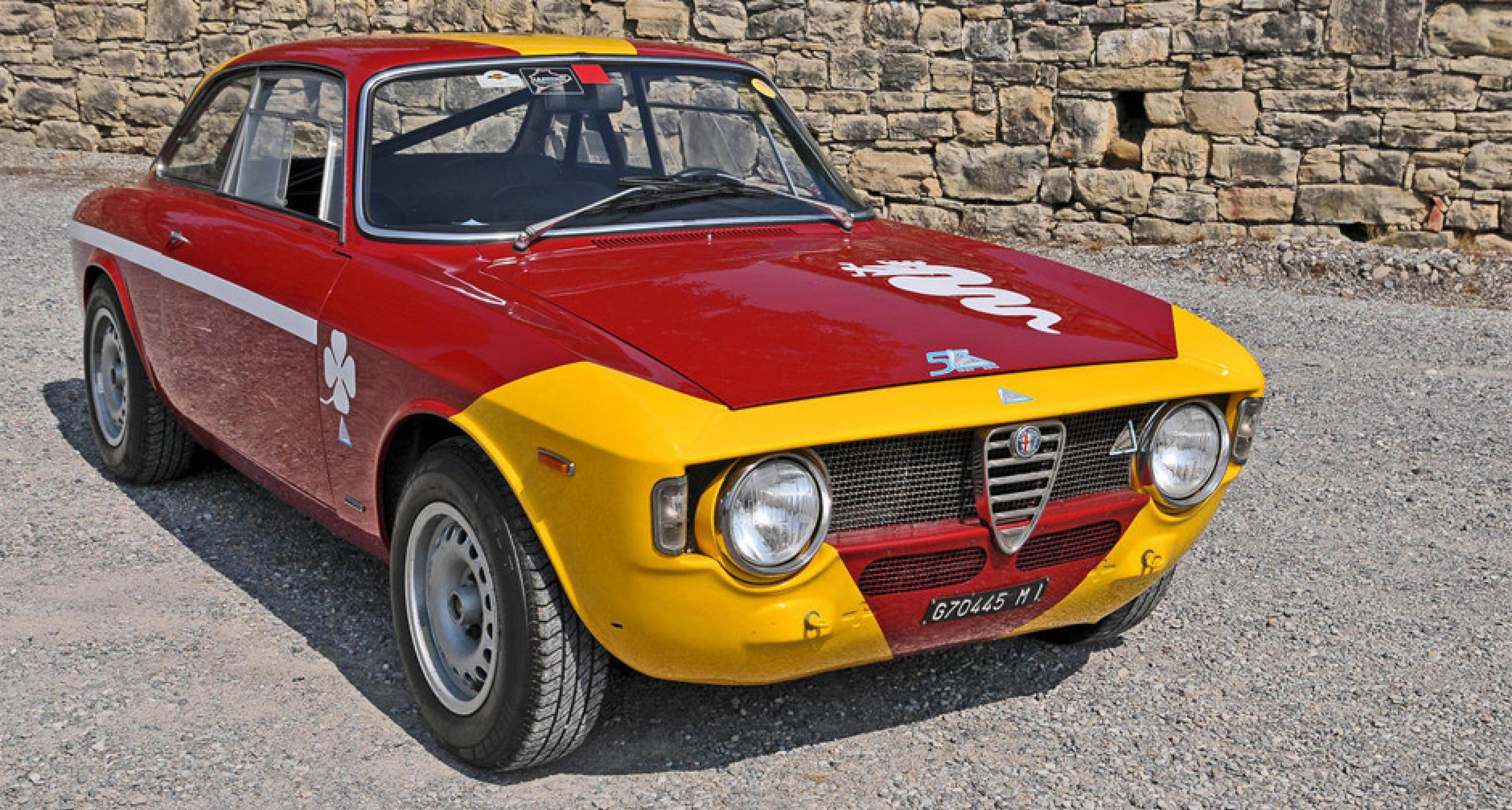 1968 Alfa Romeo GTA 1300 Junior (GBP 150,000 - 180,000)