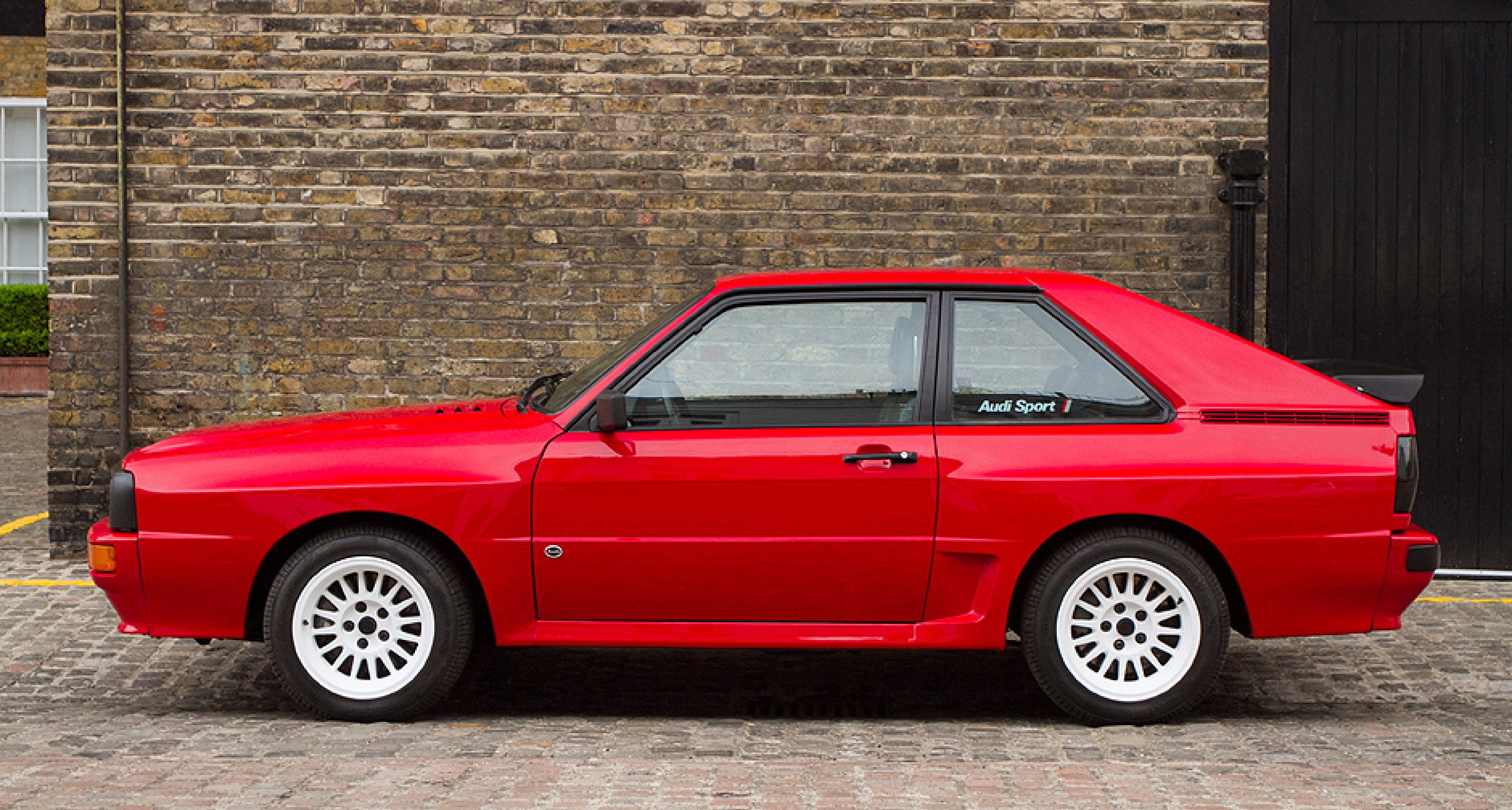Audi Sport Quattro >> Fire Up The Sport Quattro And Let S Paint The Town Red