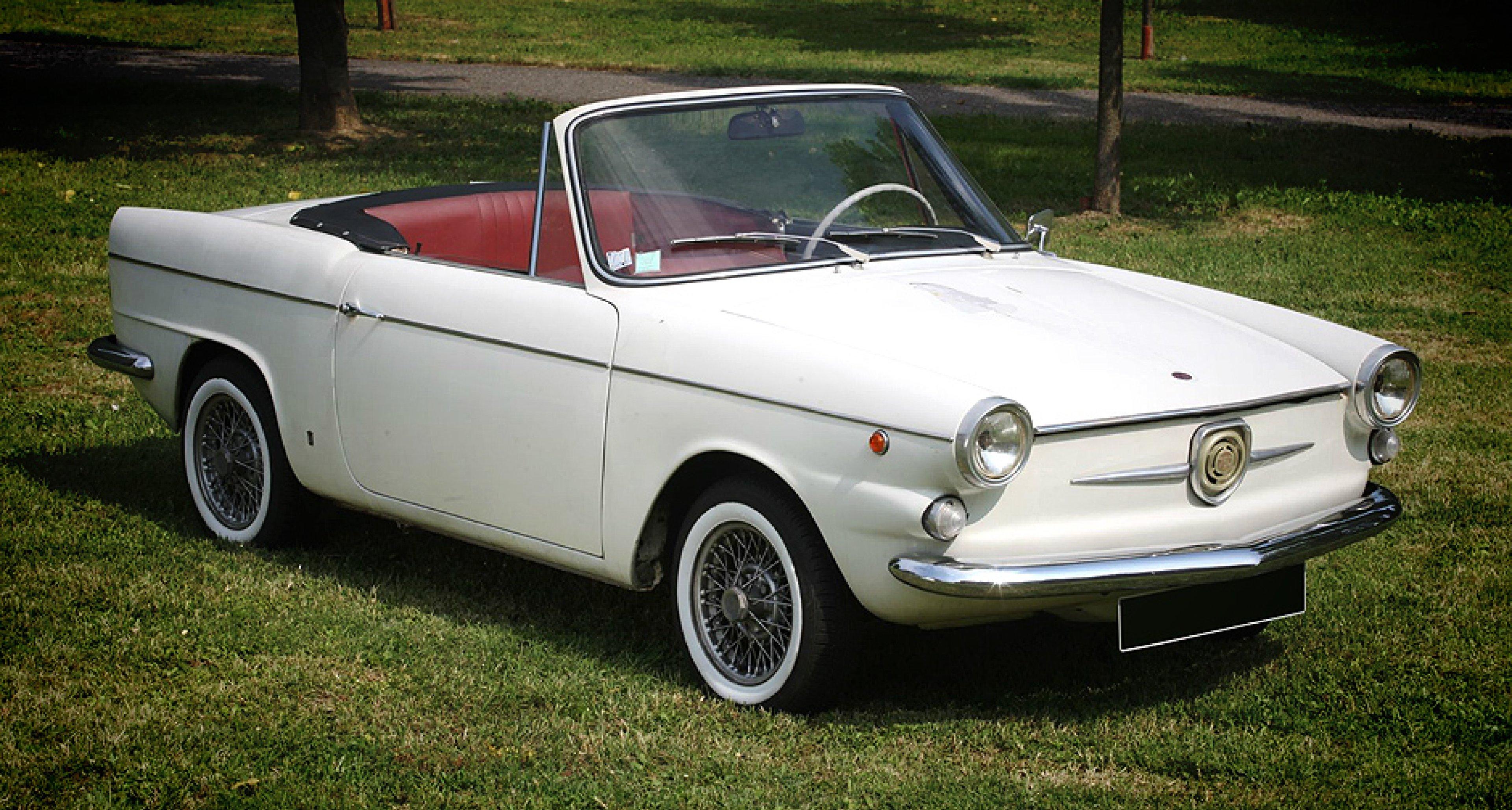 1963 Fiat 750