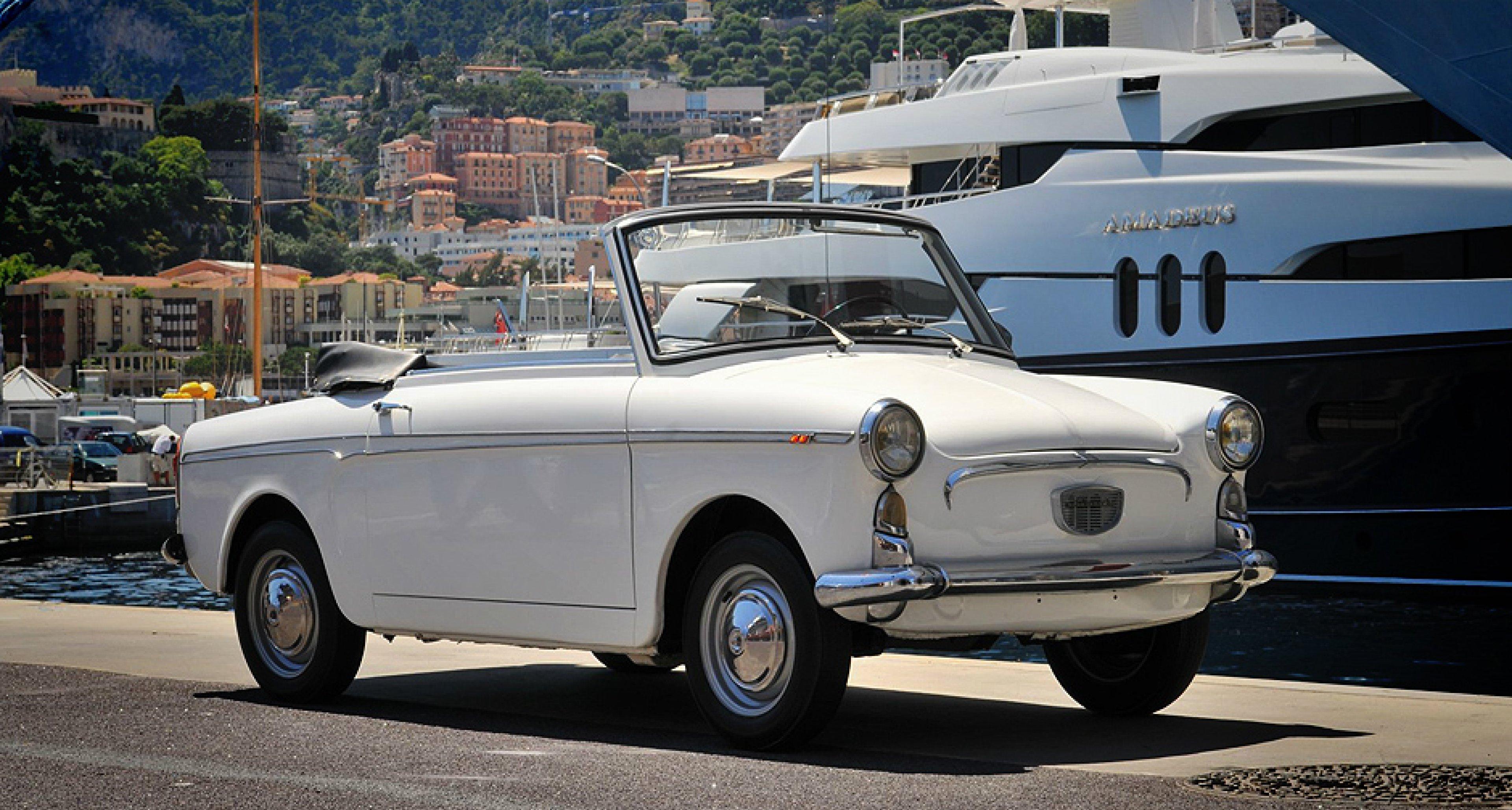 1968 Autobianchi Bianchina Transformabile
