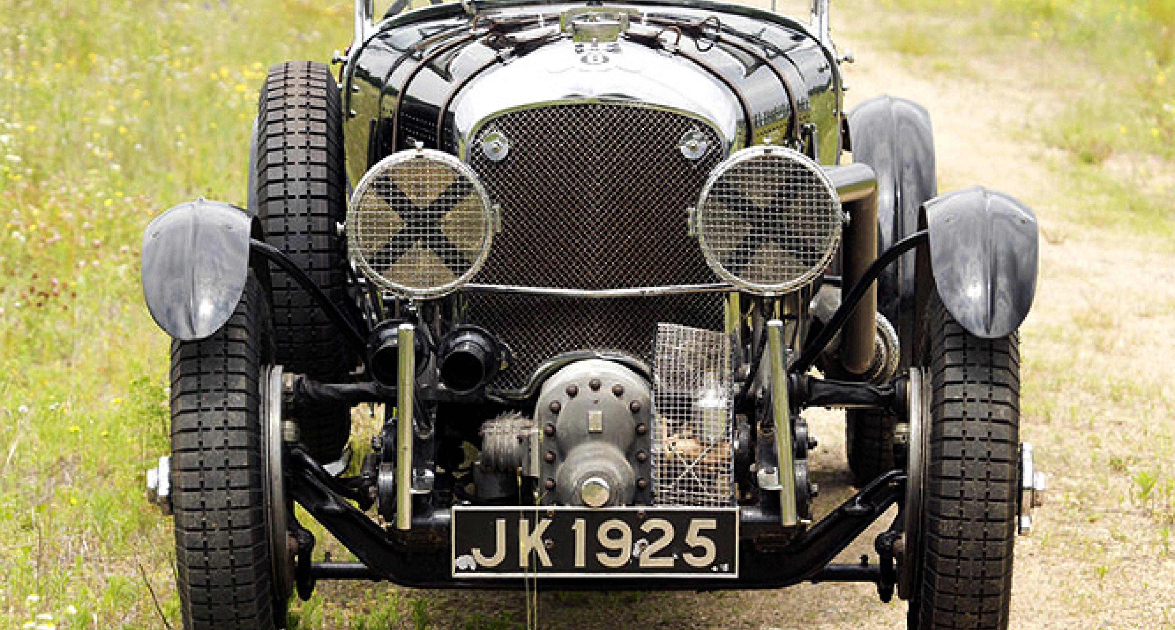 Blower Bentley Le Mans Of Charles R.J. Noble