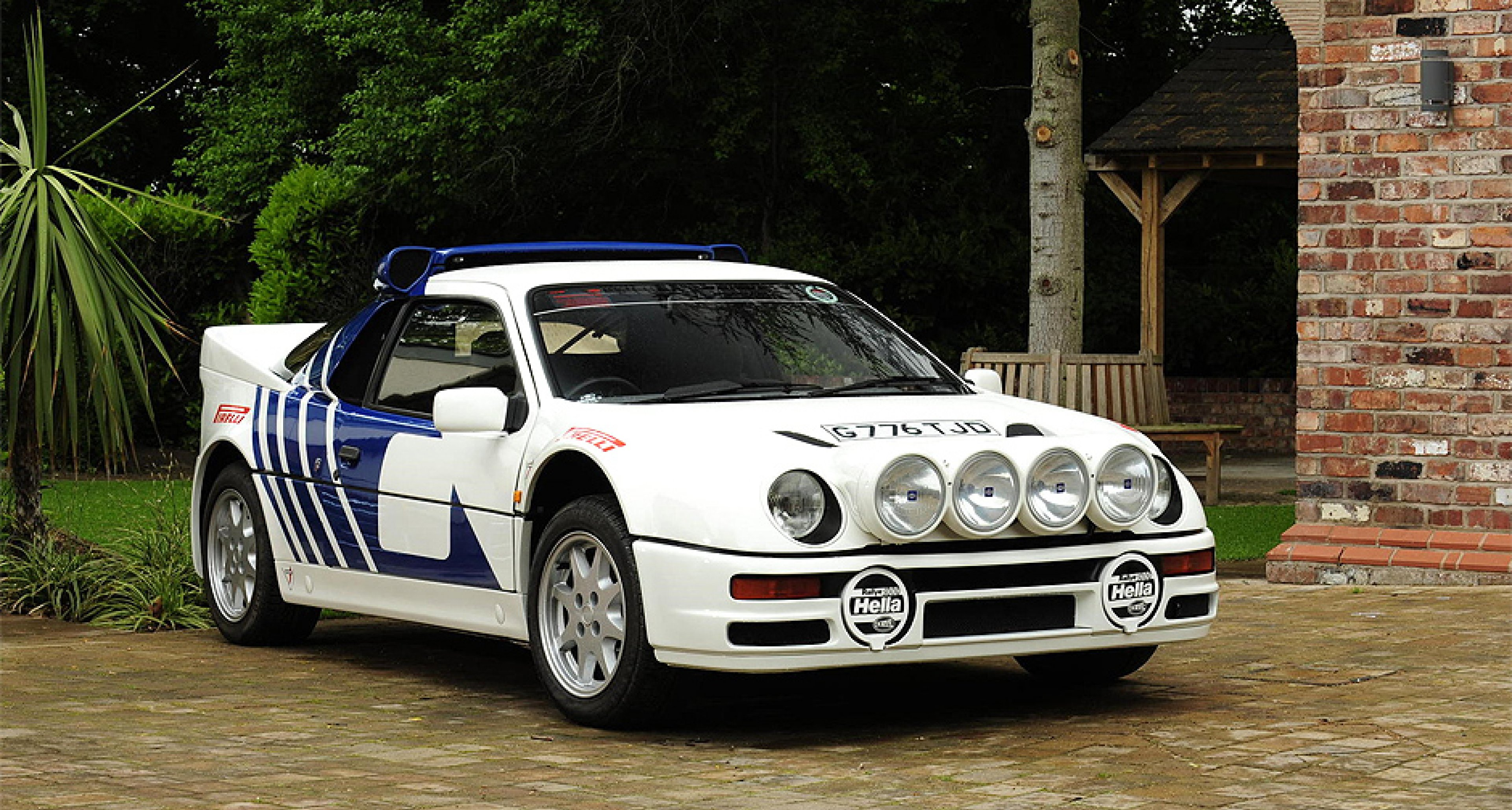 1989 Ford RS200 Coupé (GBP 80,000 - 100,000)