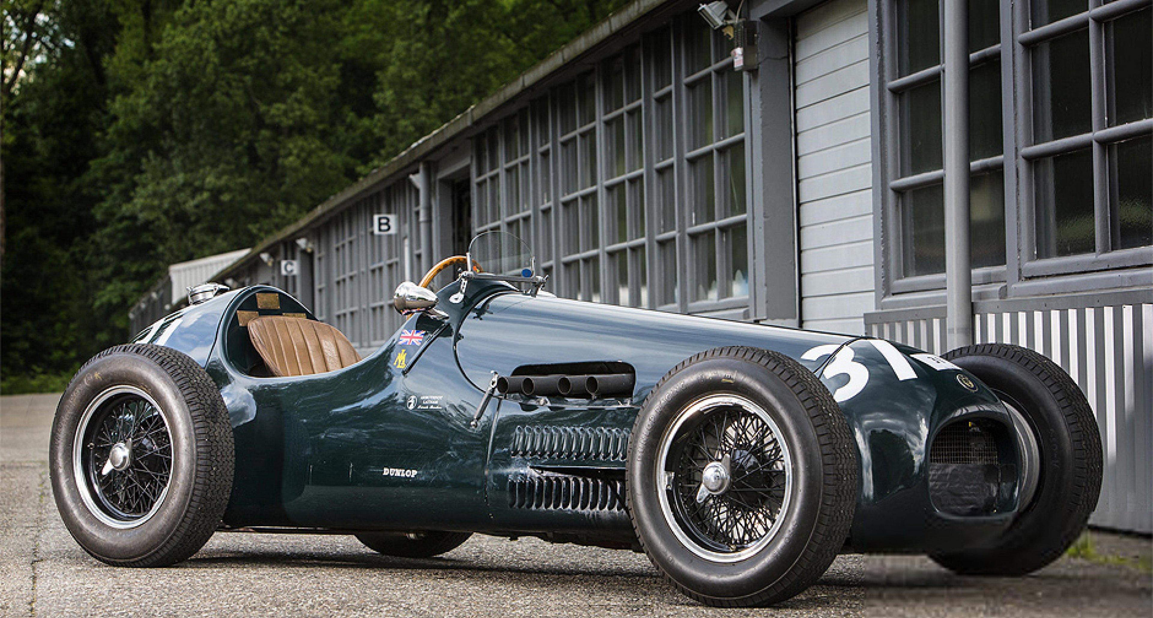1952 HWM Formula 2 / 'Tasman' Single-Seater (GBP 160,000 - 190,000)