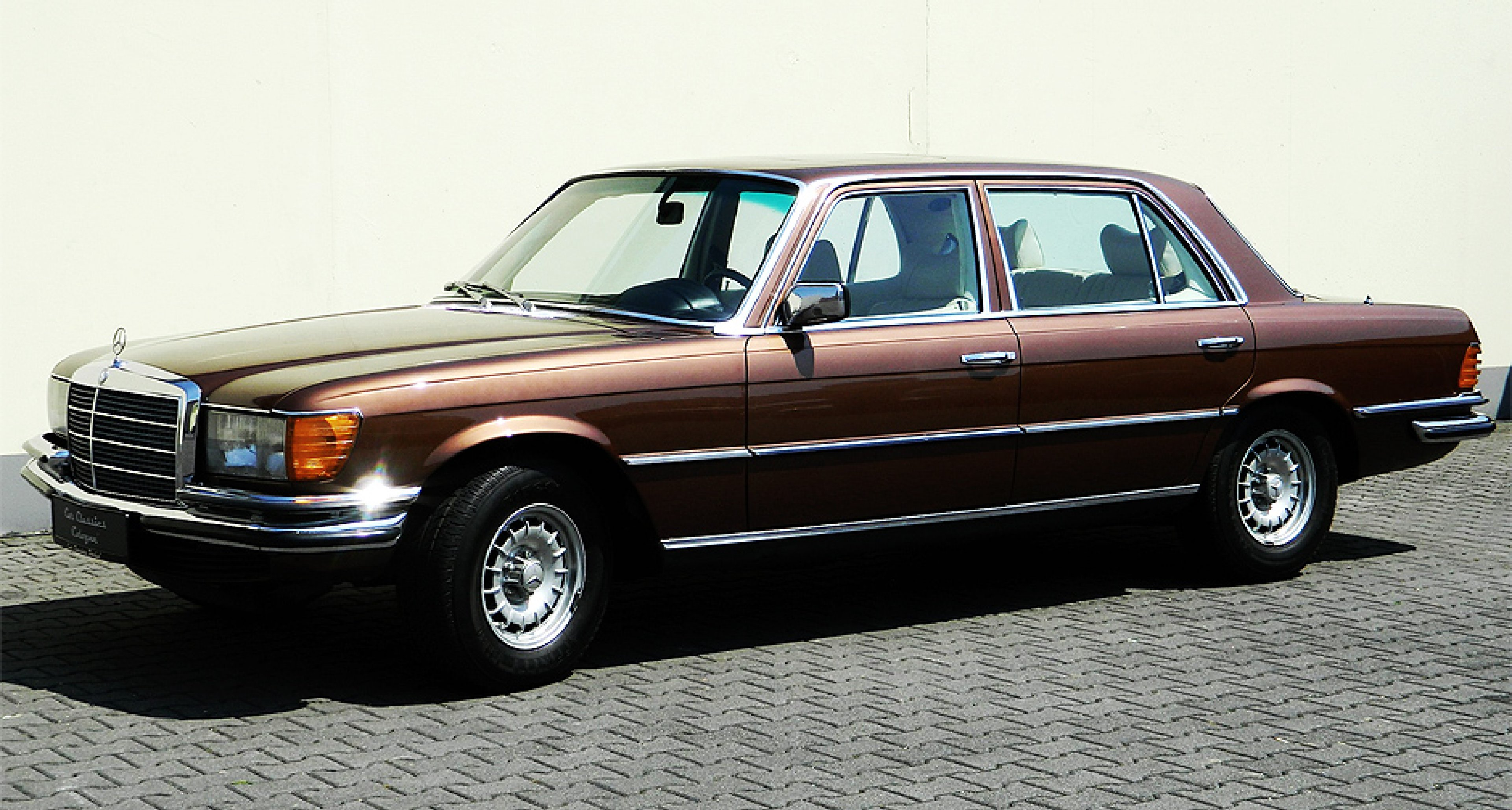In the lap of luxury: The Mercedes S-Class W116 | Classic ...