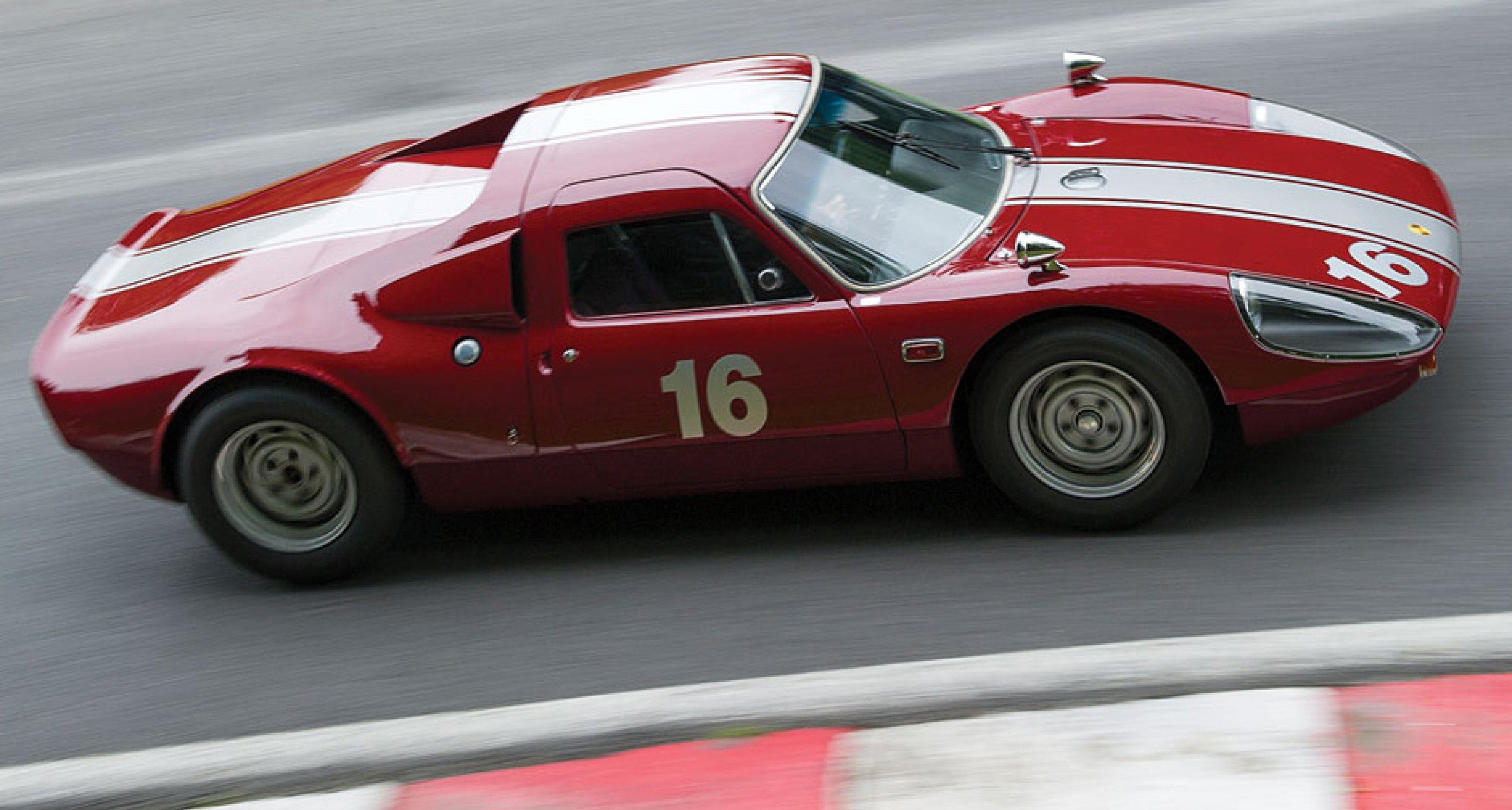 1965 Porsche 904/6 Carrera GTS