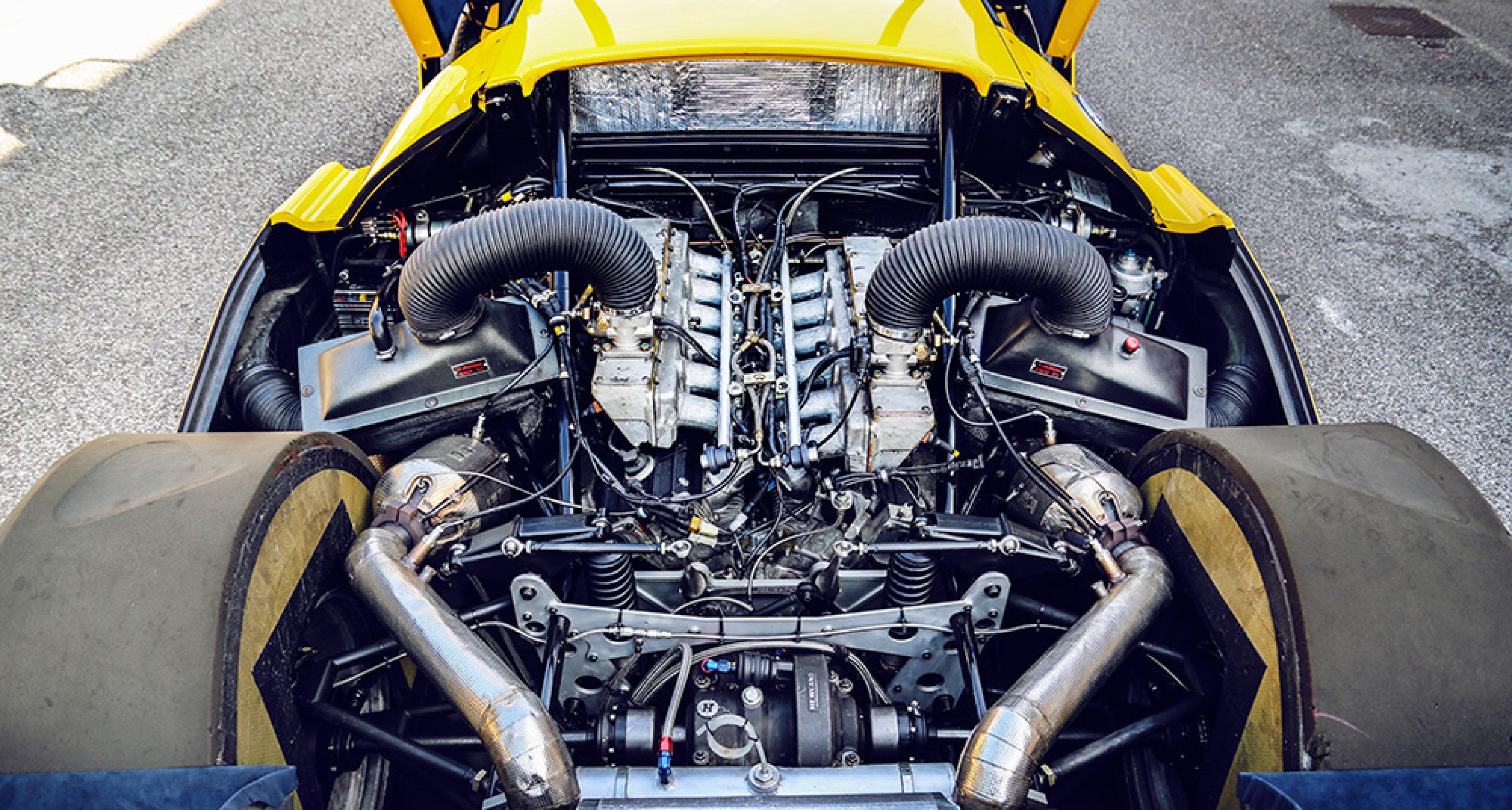 The Stillborn Diablo Gt1 Is Everything A Lamborghini Should Be