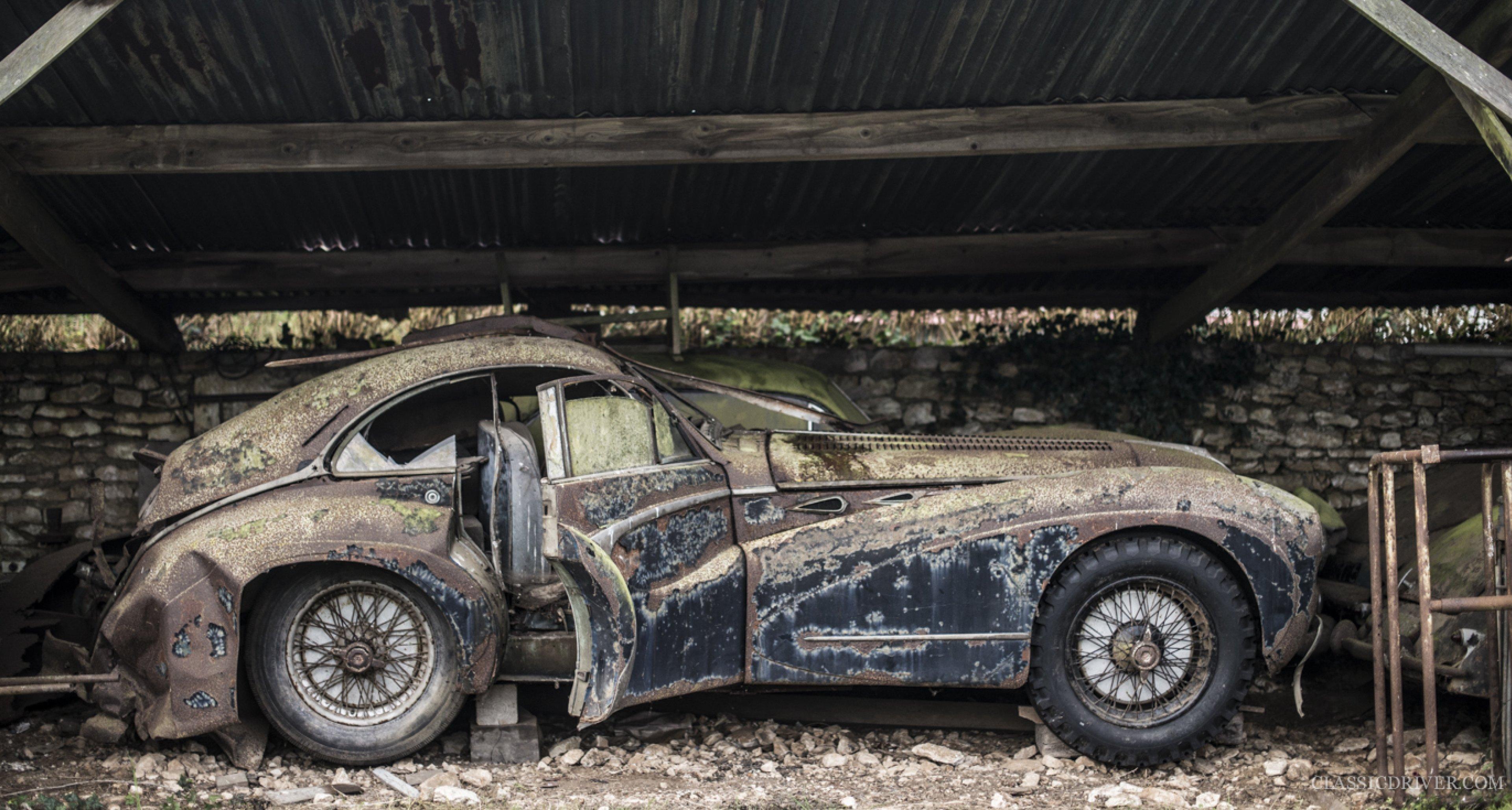 Exclusive Treasure Trove Of 60 Barn Finds Includes Lost Ferrari 250 GT SWB California Spider