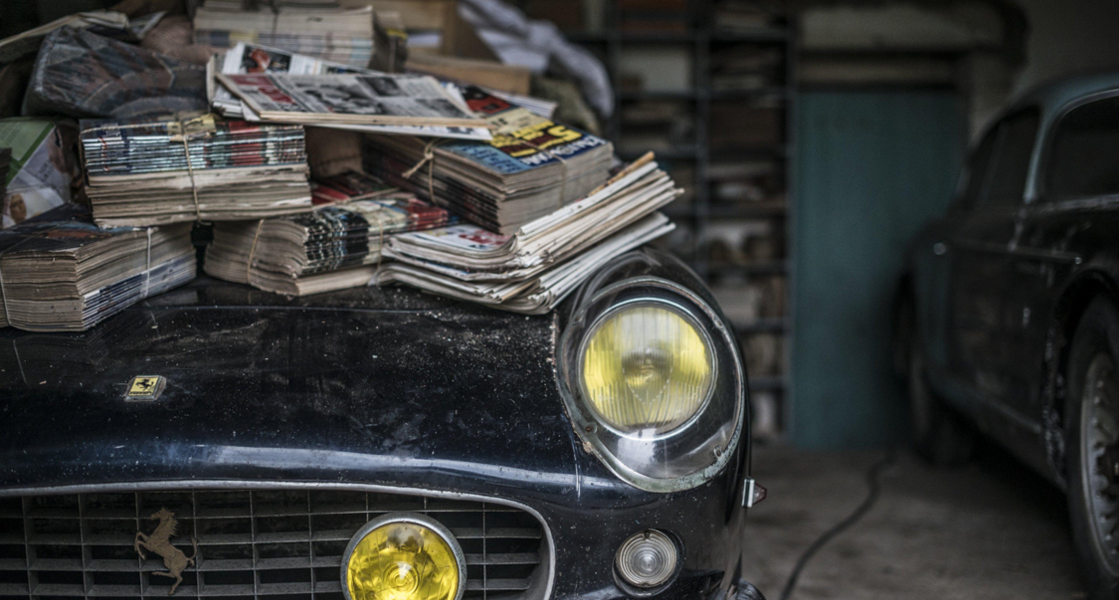 Exclusive Treasure Trove Of 60 Barn Finds Includes Lost