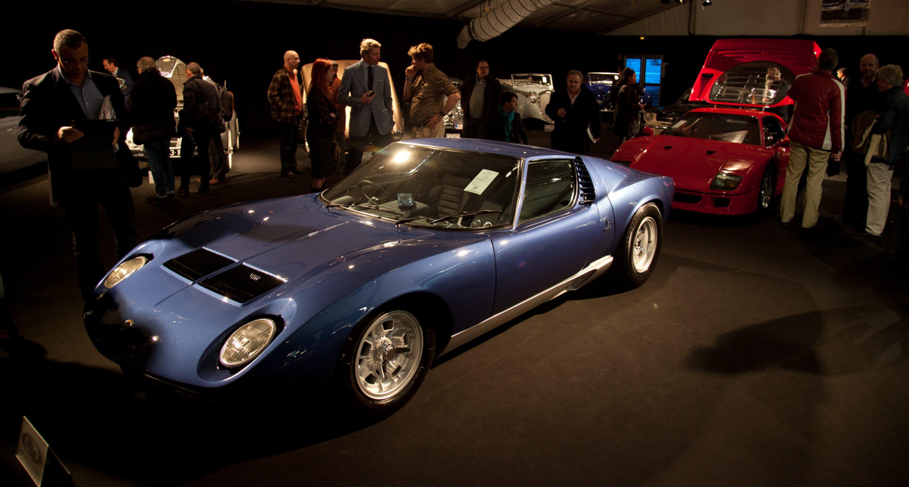 1971 Lamborghini Miura P 400 S