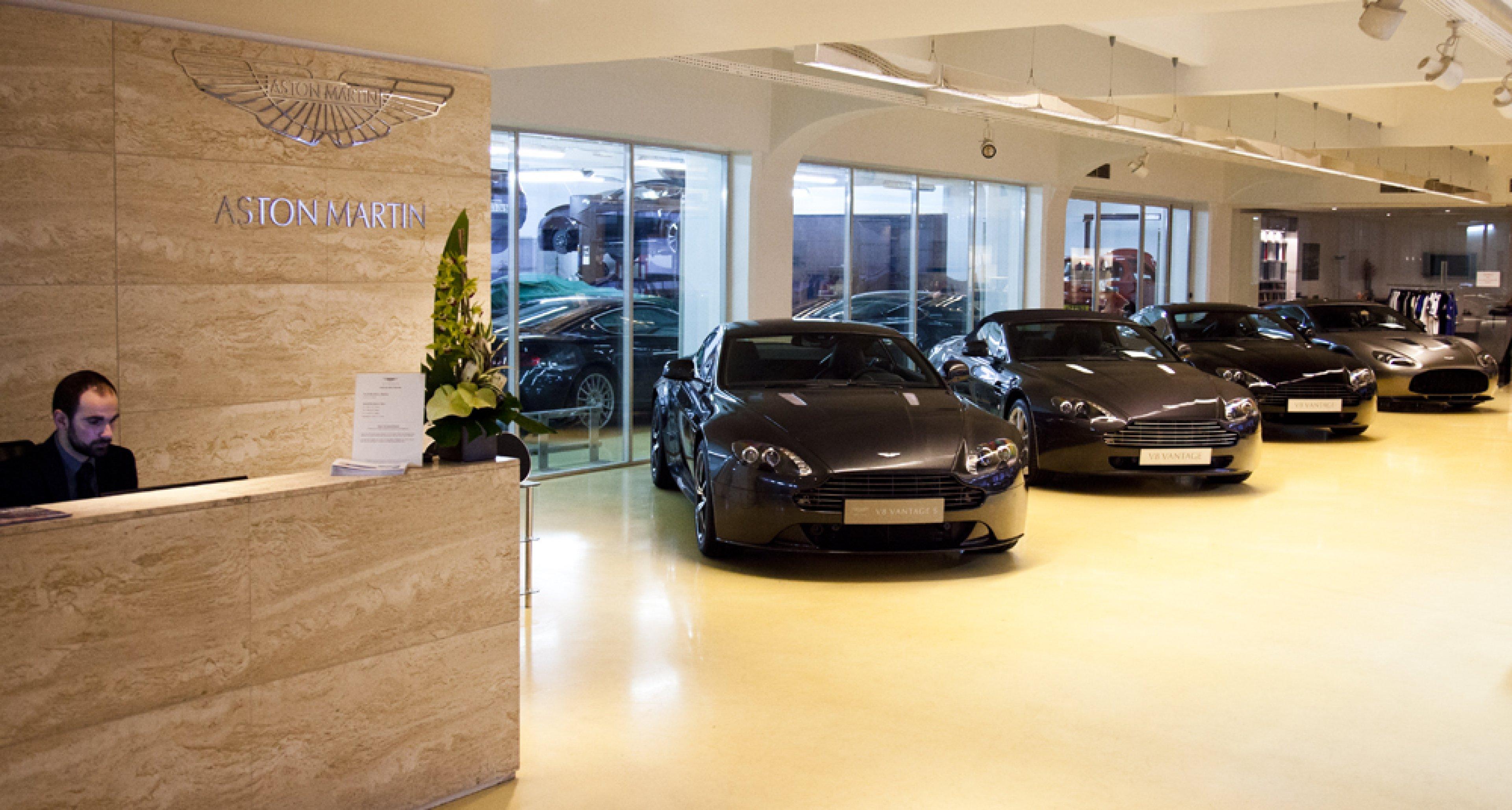 Aston Martin Paris The Art Of Understatement Classic Driver Magazine