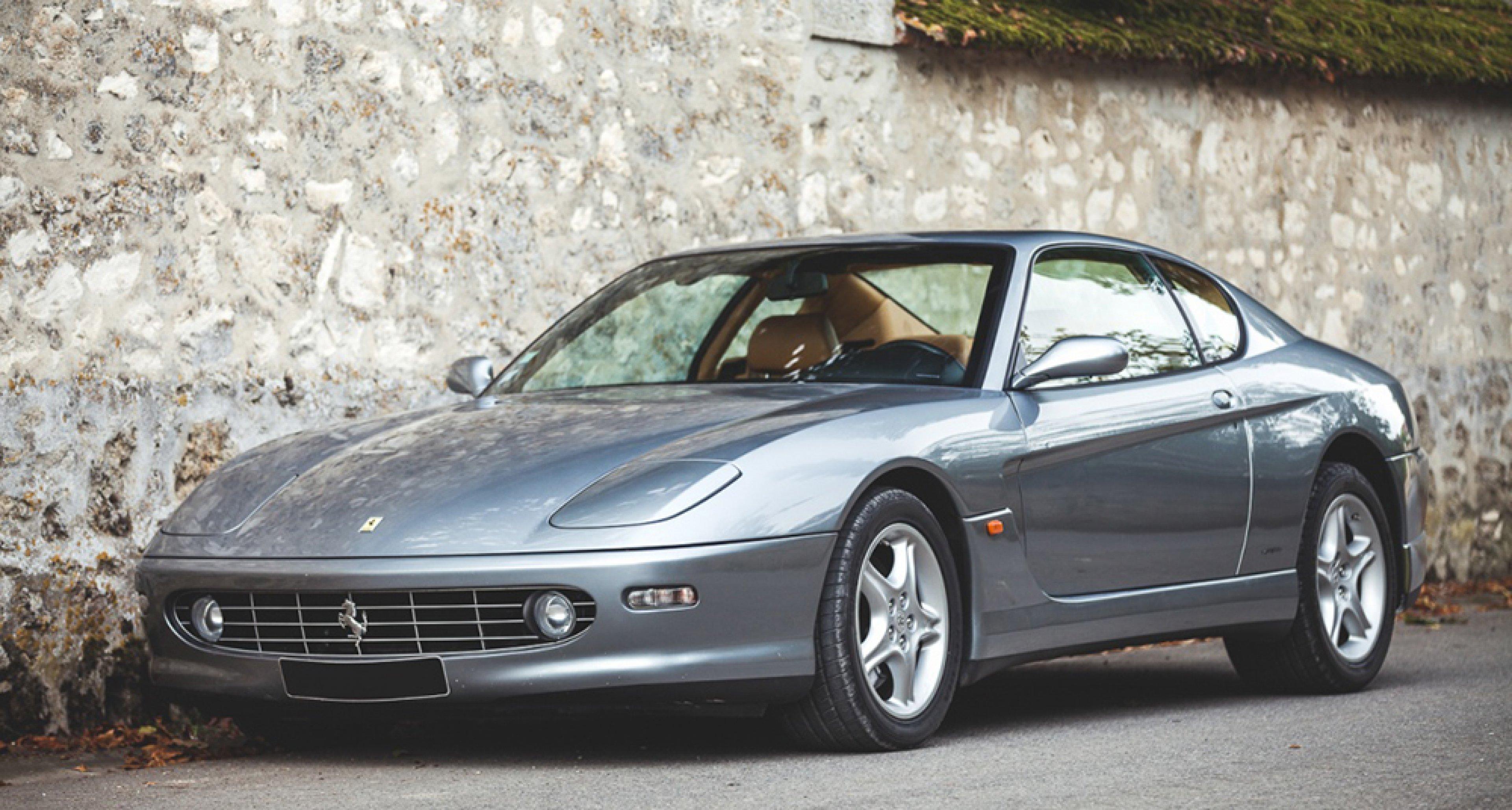Der Ferrari 456 Ist Für Uns Der Ultimative Reisesportwagen Classic Driver Magazine