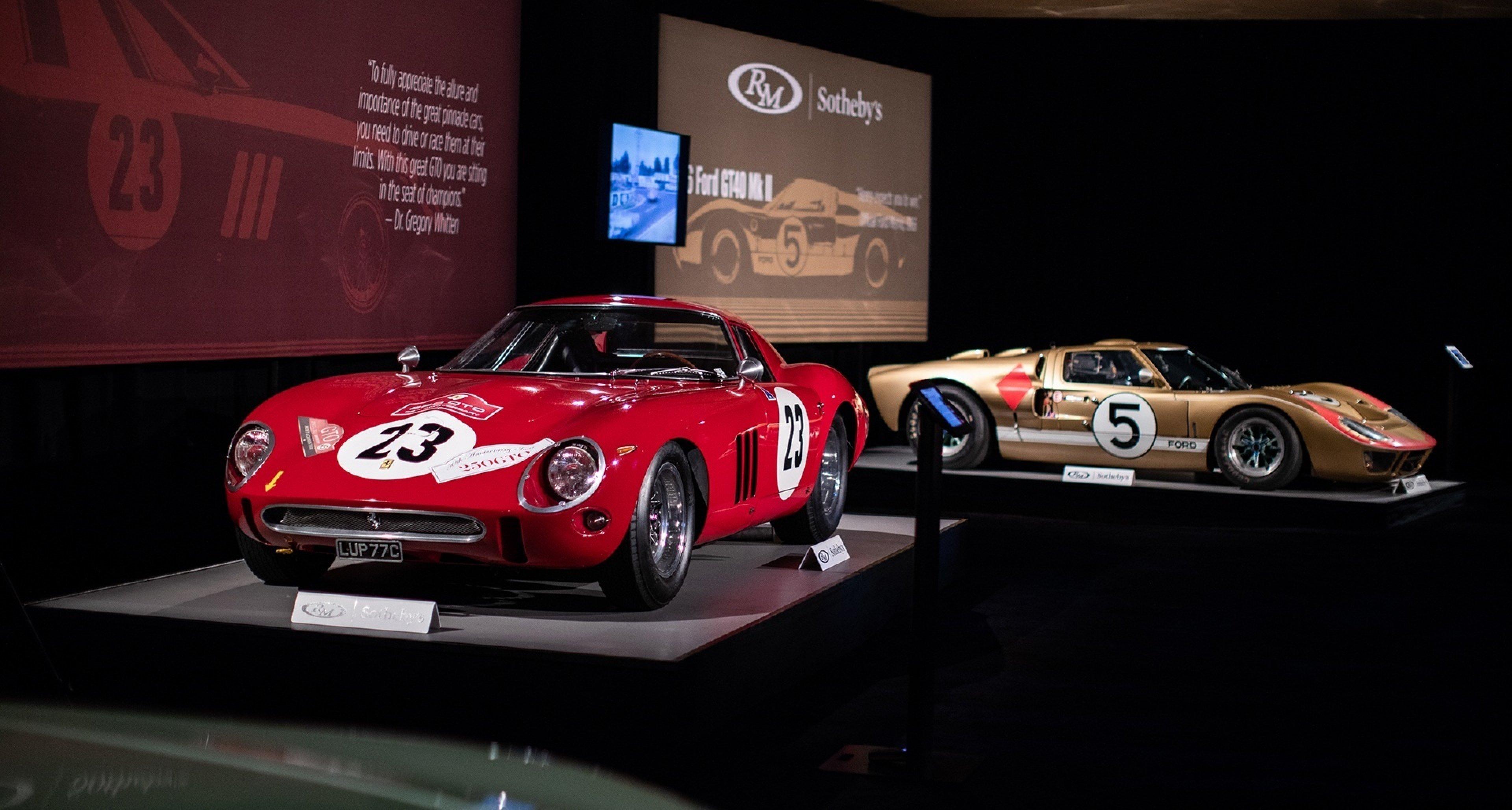 Auktionsweltrekord 48 Millionen Dollar Für Einen Ferrari 250 Gto Classic Driver Magazine