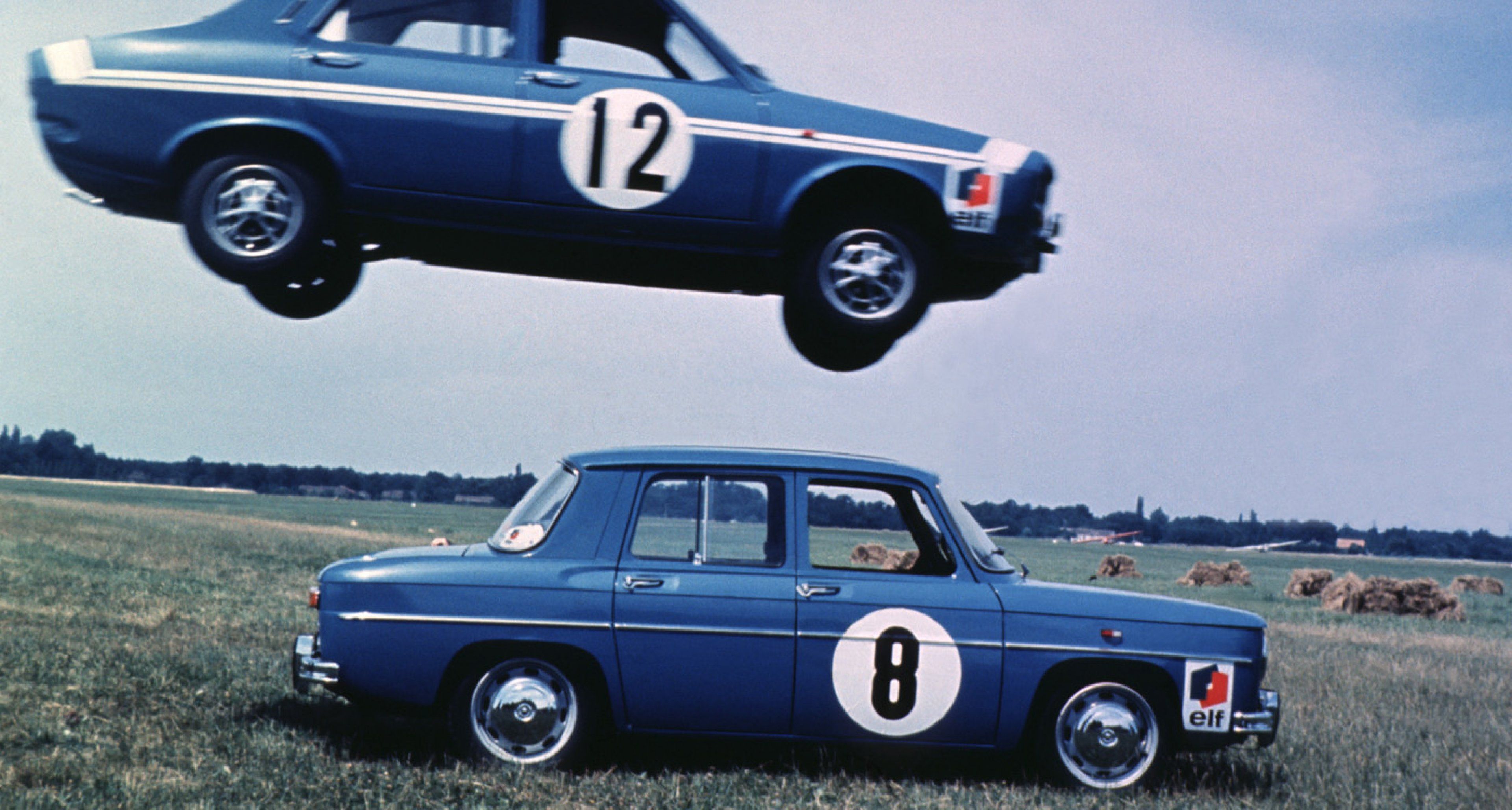 Blue Yonder The Best Blue Cars In History Classic Driver Magazine
