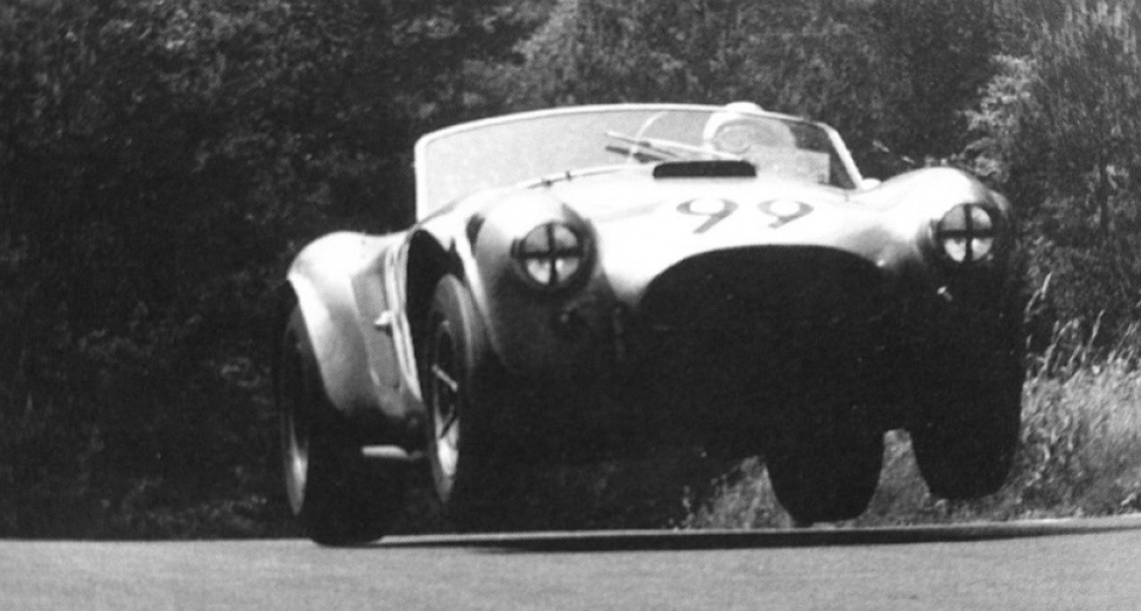 August 31, 1964: Nurburgring 1000 Kms, Germany - Attwood / Schlesser - 23rd
