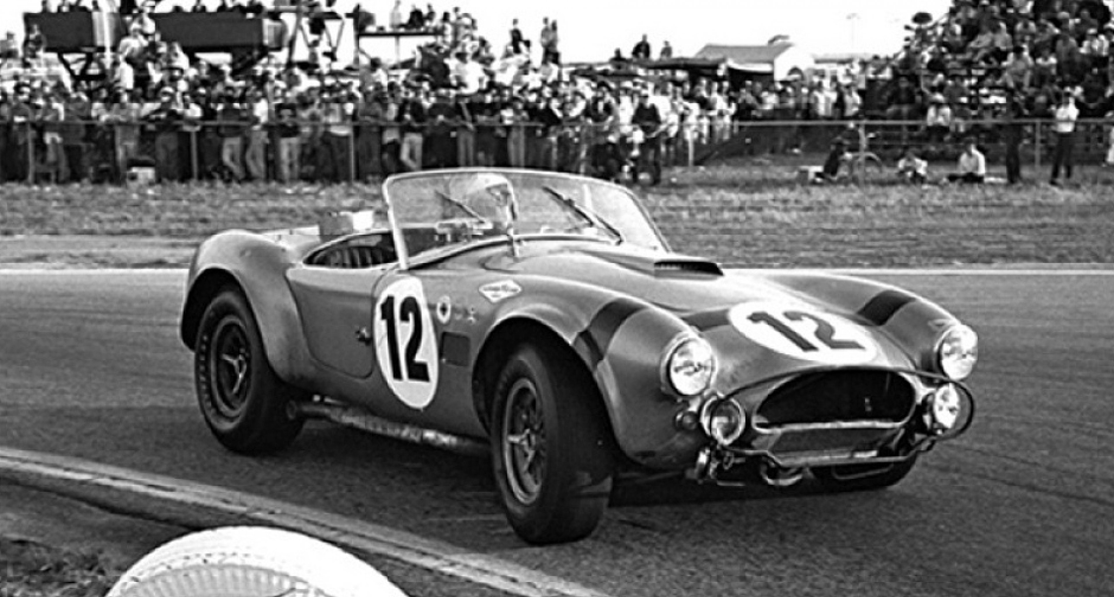 22 March, 1964:Sebring 12 Hours - Bondurant / Spencer - 5th