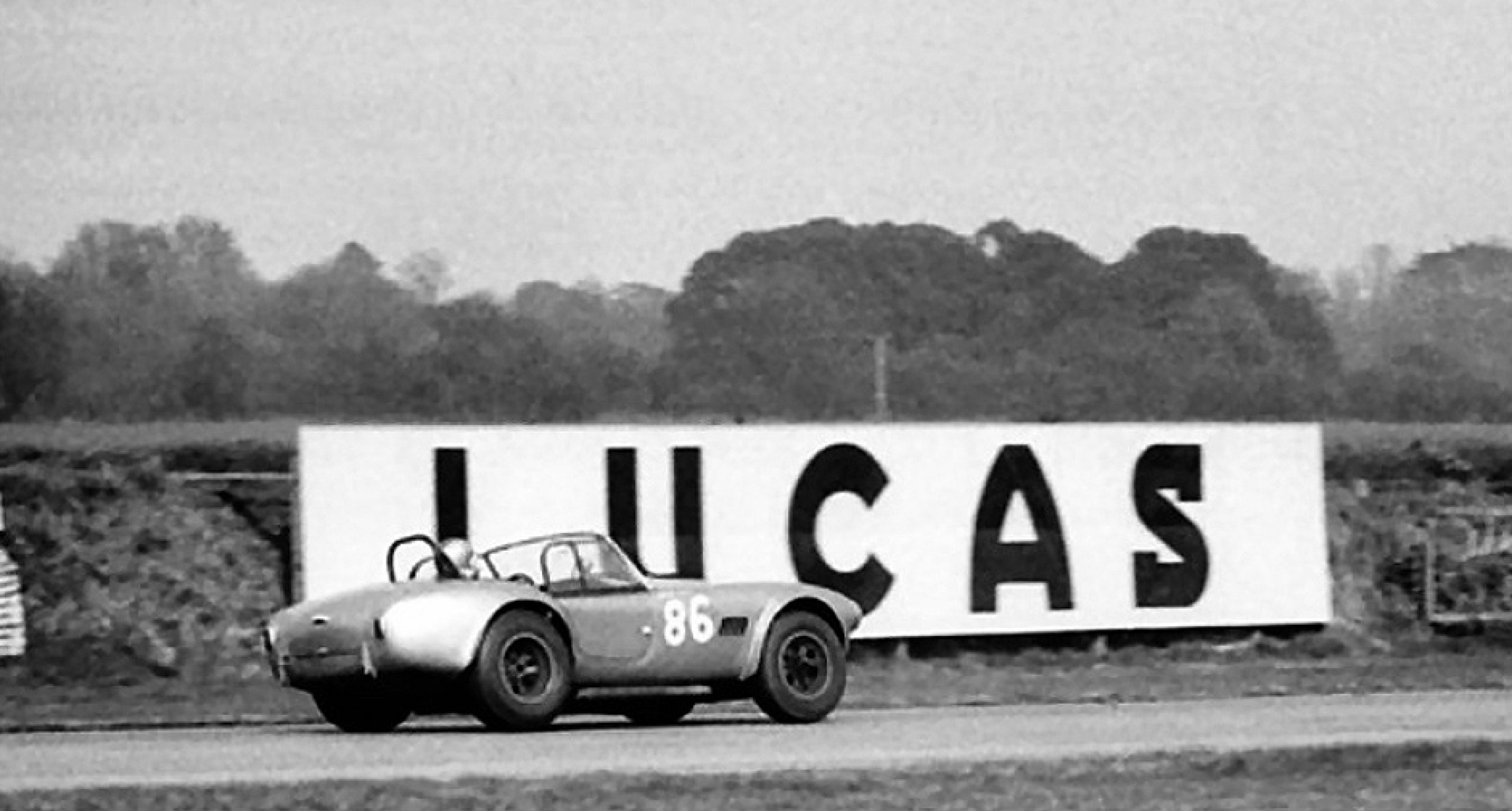 3 April, 1965: BARC Goodwood - J.Sparrow - Sports Car Race - 2nd / GT Race - 2nd