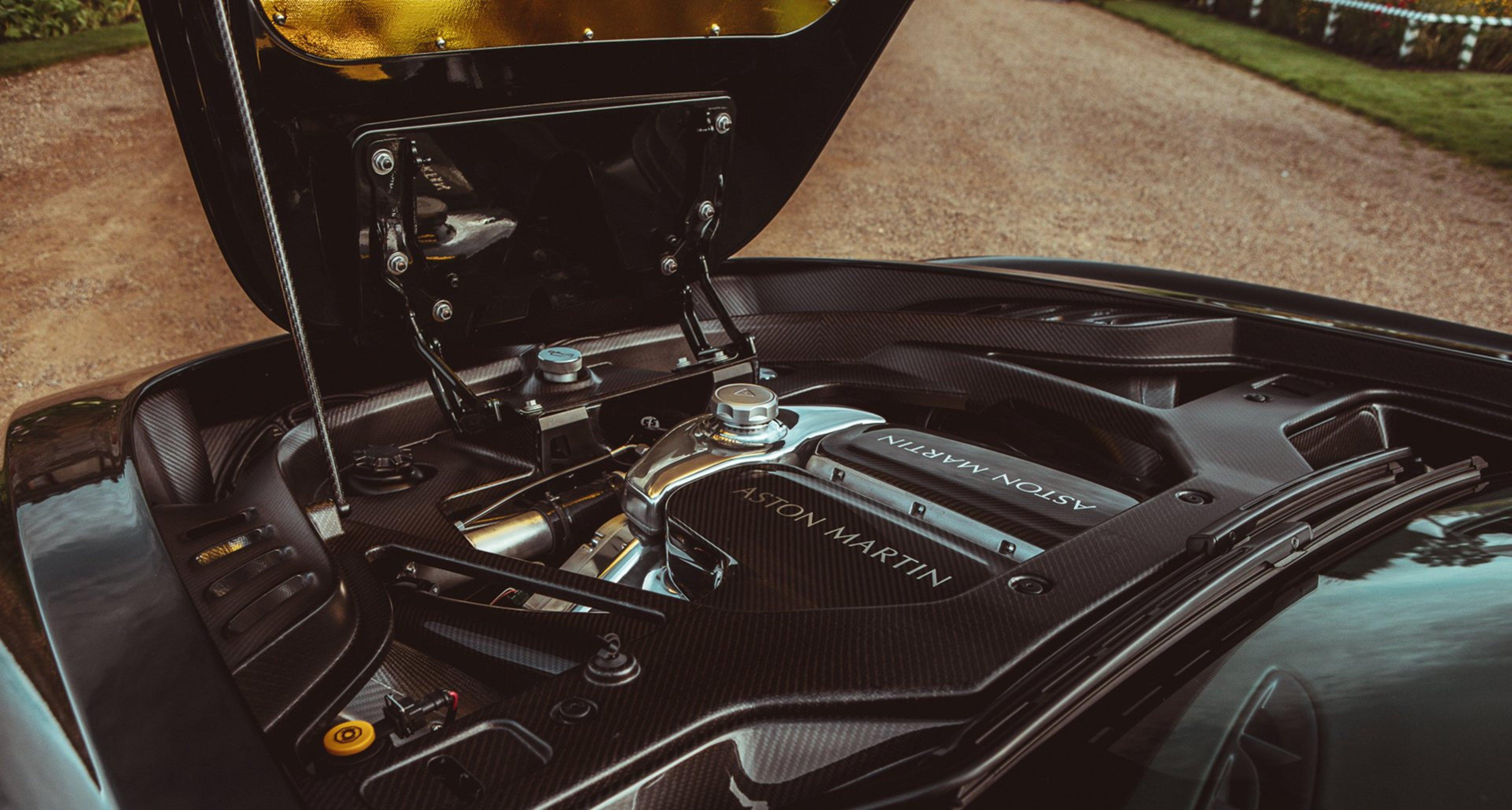 The Aston Martin Victor Is An Unashamedly Brazen 836bhp Bruiser Classic Driver Magazine