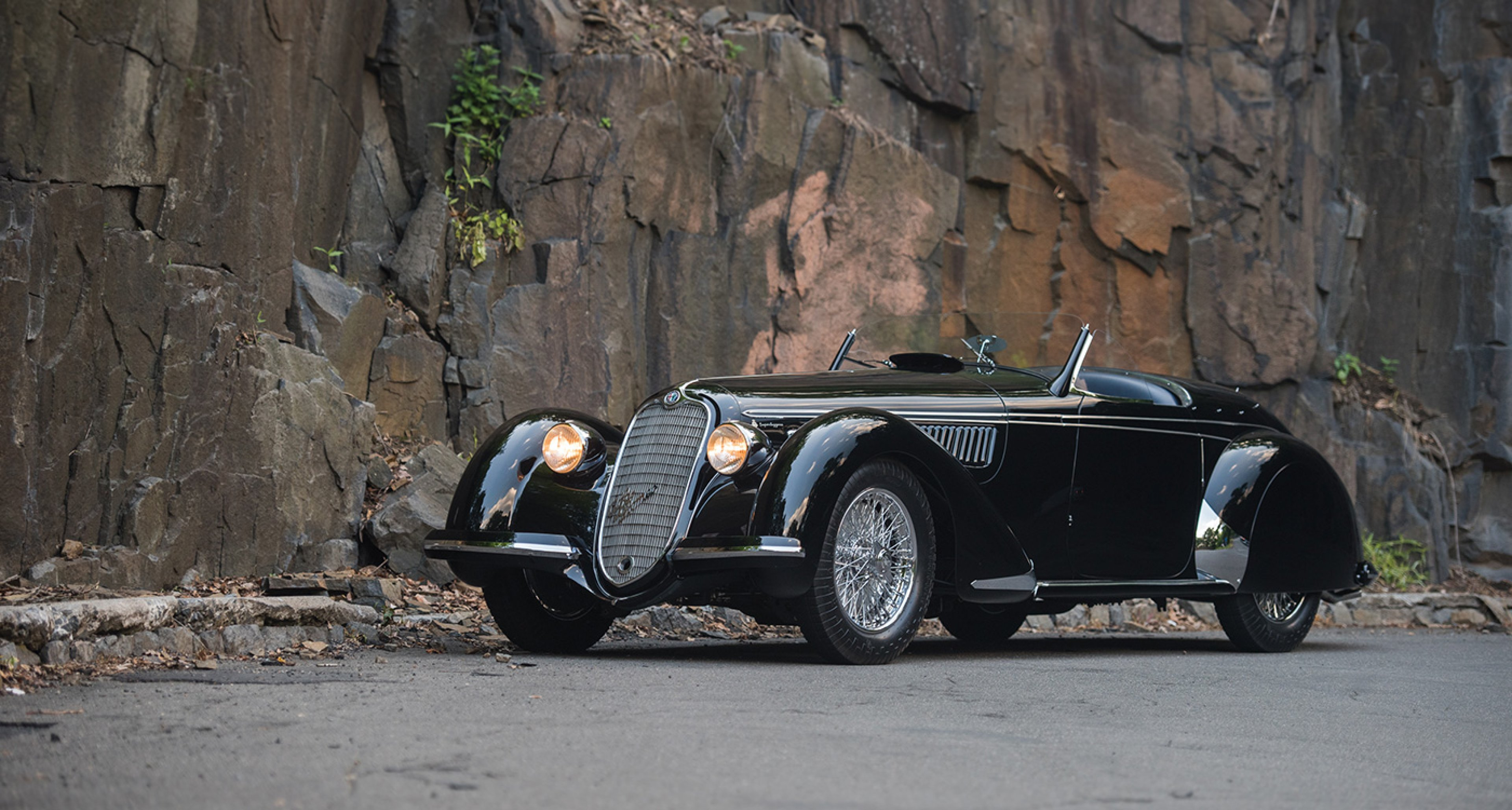 Conquer the concours lawns with the most desirable pre-War