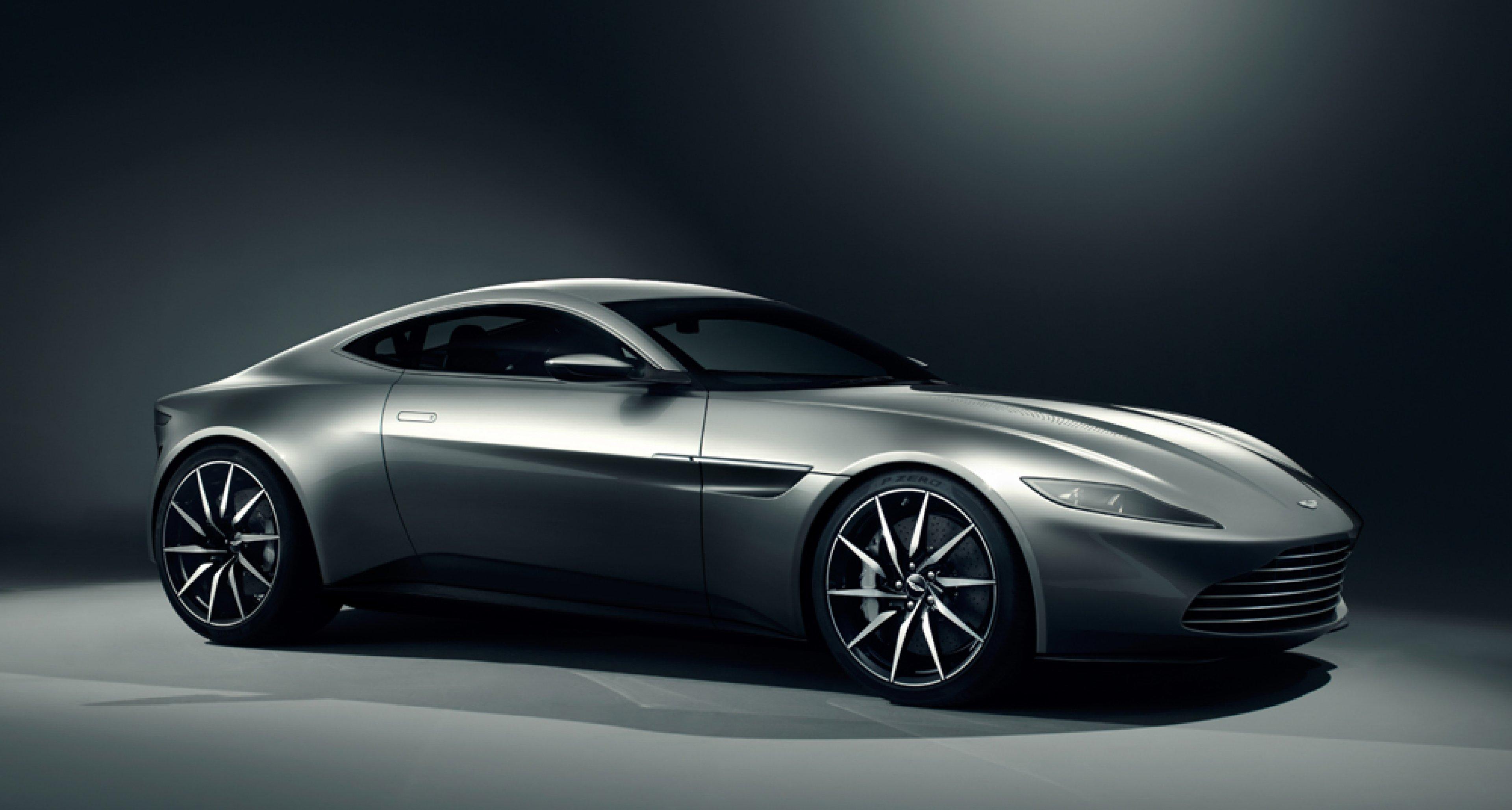 James Bond to drive new Aston Martin DB10 in 'Spectre ...
