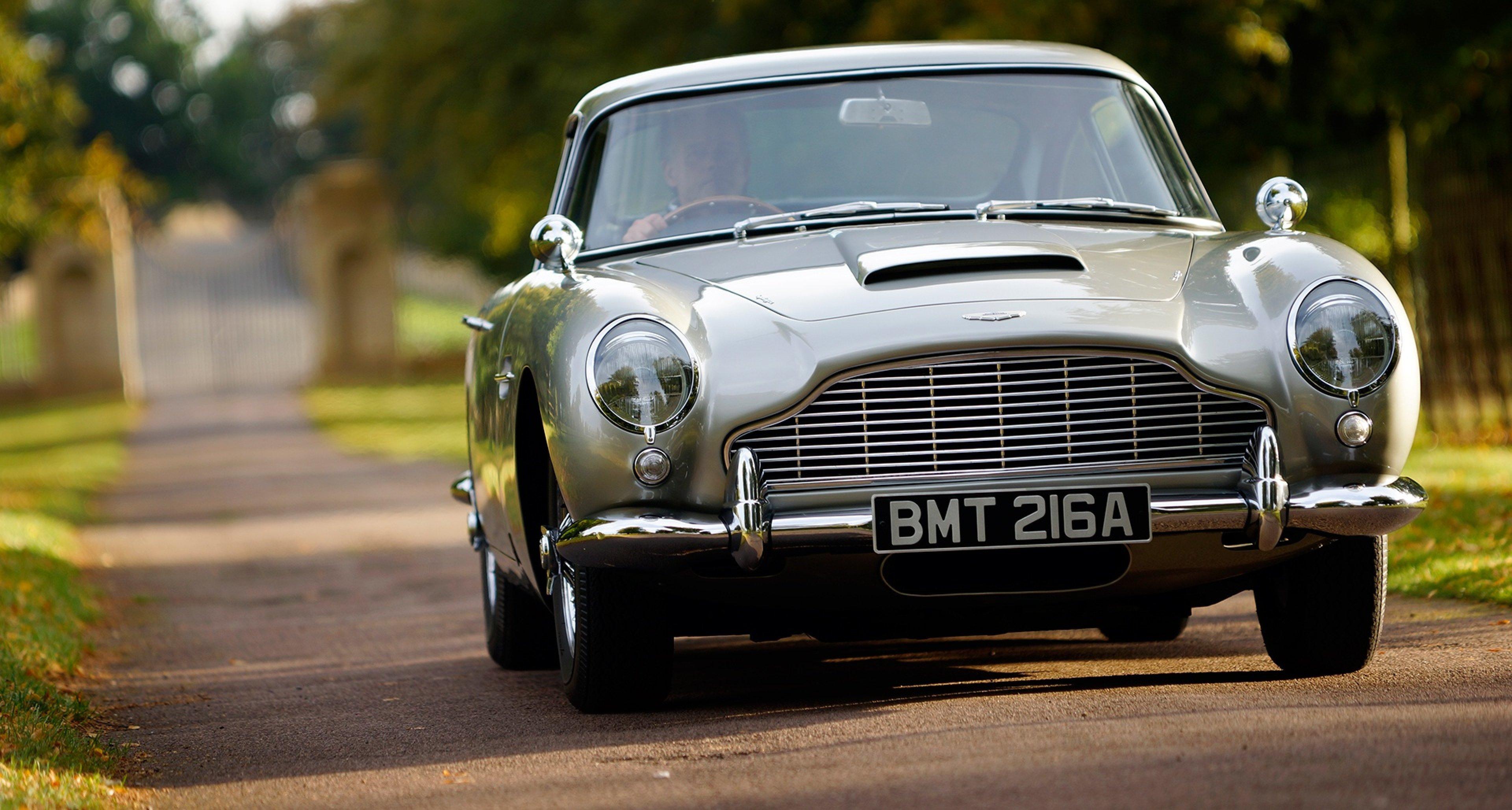 Unmistaken Identity The Aston Martin Db Range Is 70 Years Old Classic Driver Magazine