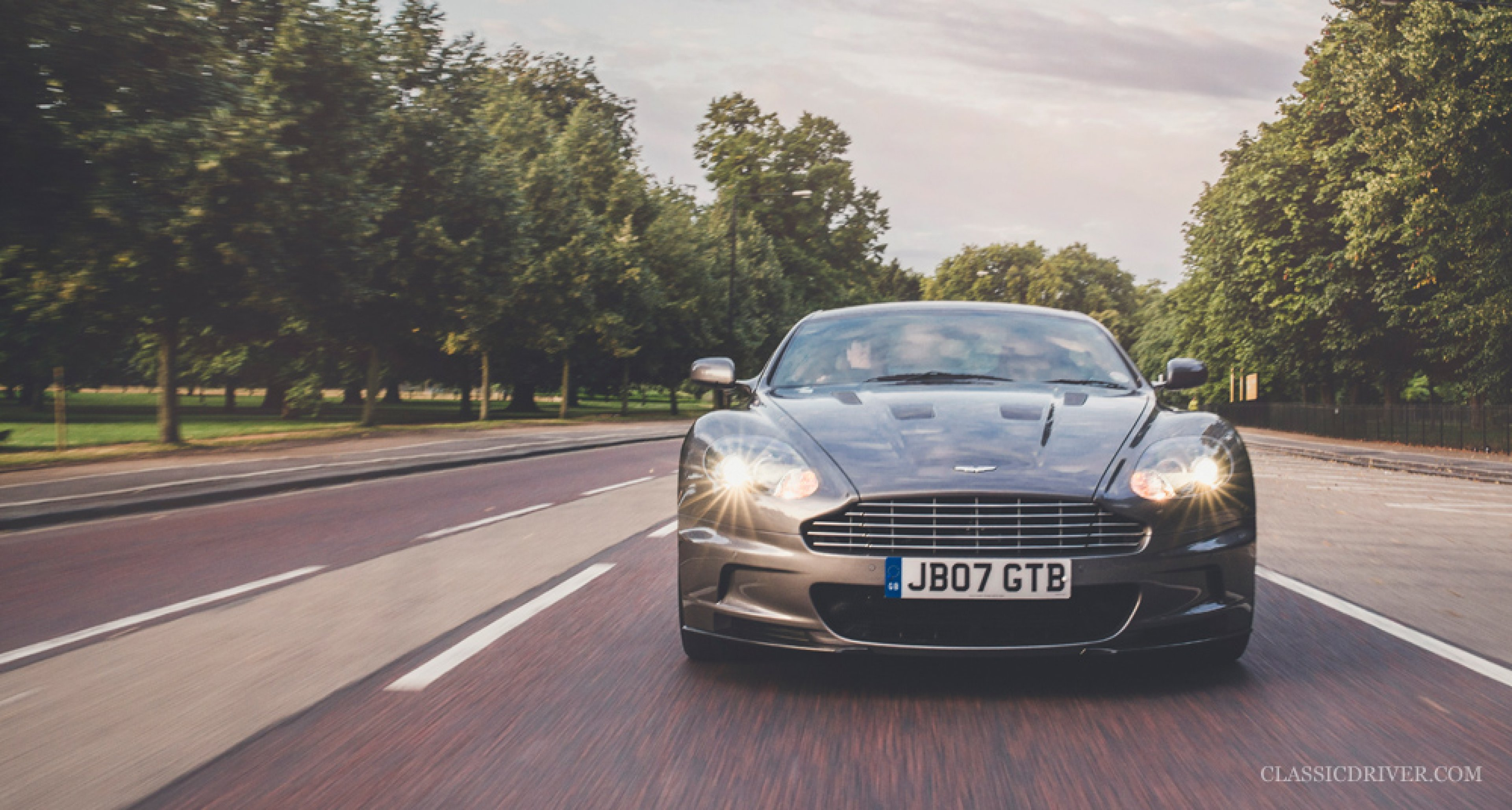 Brotherly Bond Why I Bought The Casino Royale Aston Martin Dbs Classic Driver Magazine