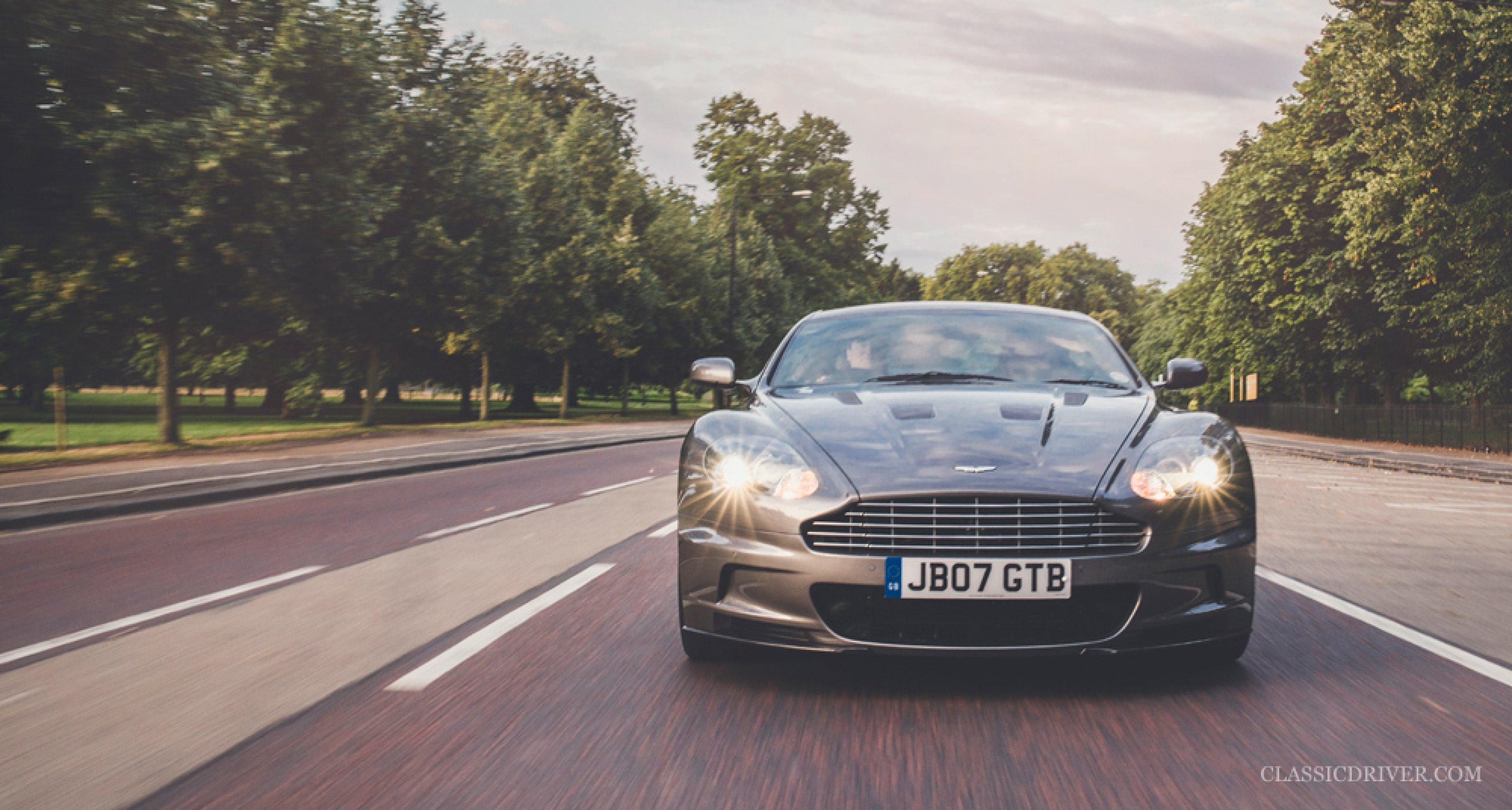 Brotherly Bond Why I Bought The Casino Royale Aston Martin