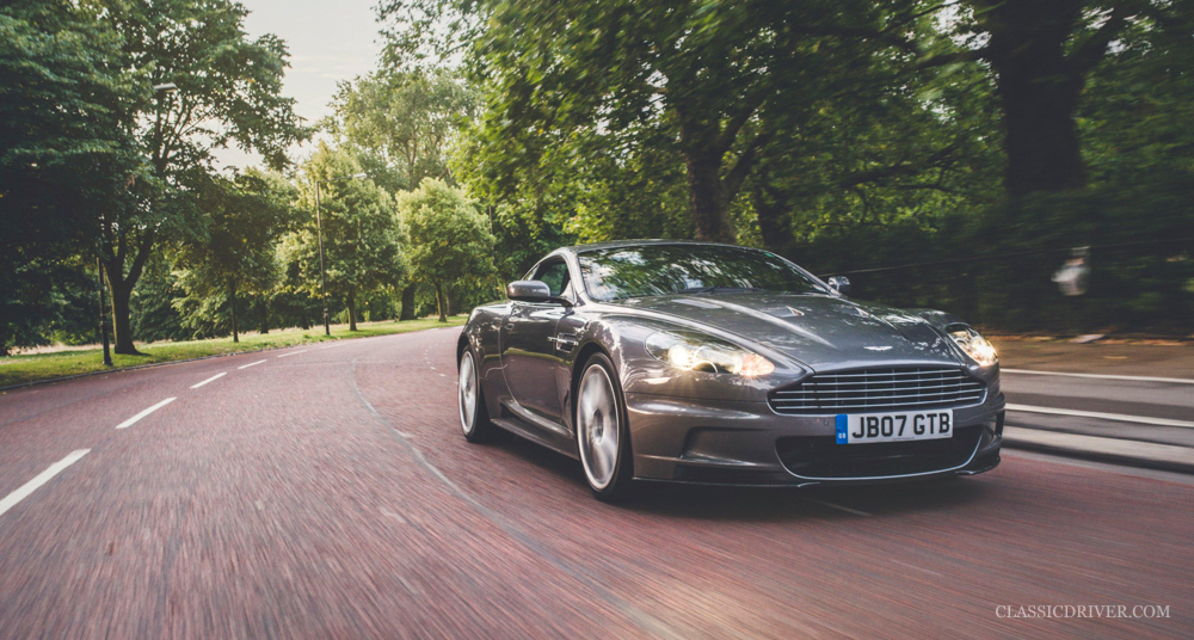Warum Ich James Bonds Aston Martin Dbs Aus Casino Royale Kaufte Classic Driver Magazine