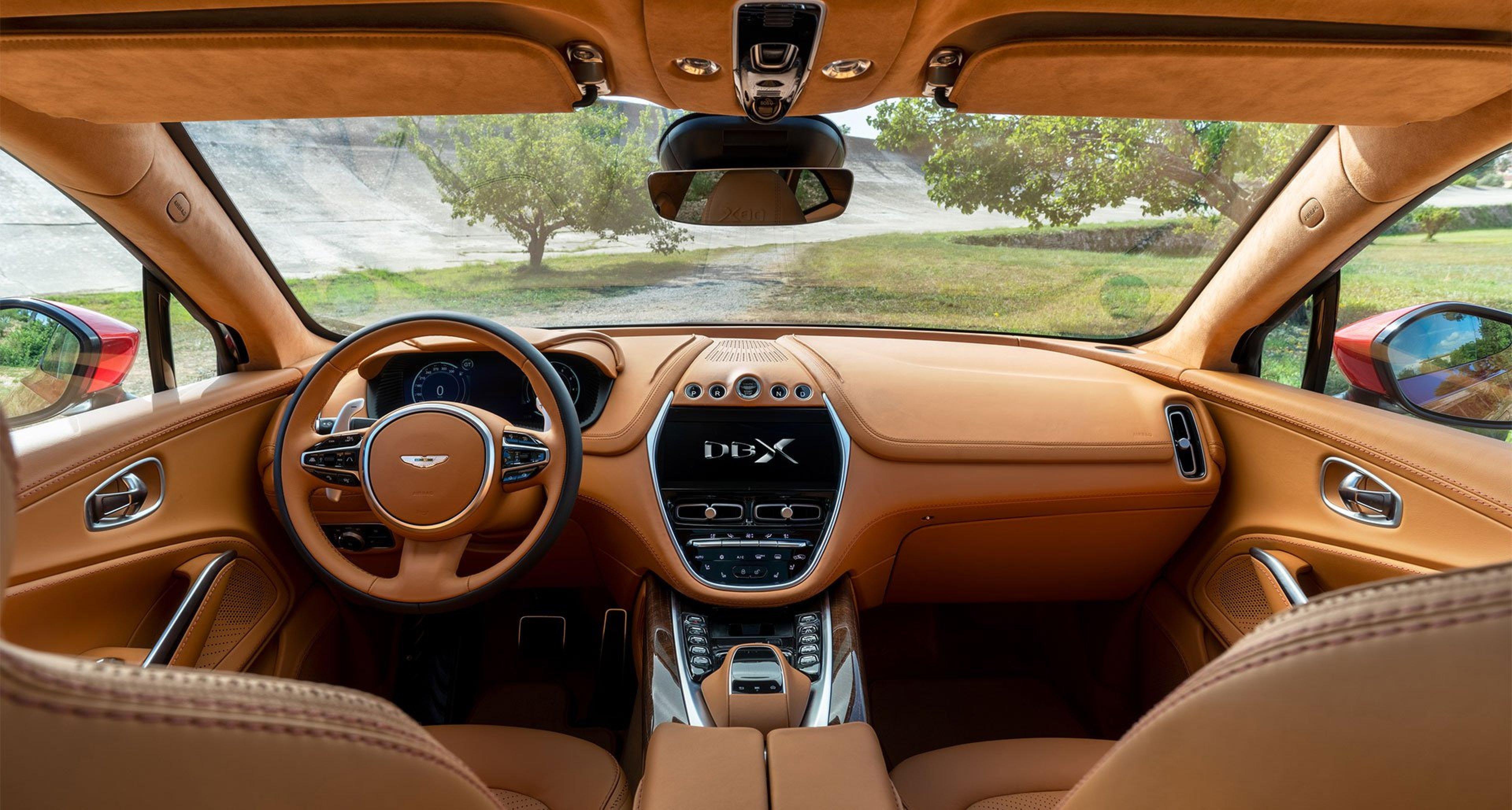 What Do You Make Of The New Aston Martin Dbx Suv Classic Driver Magazine