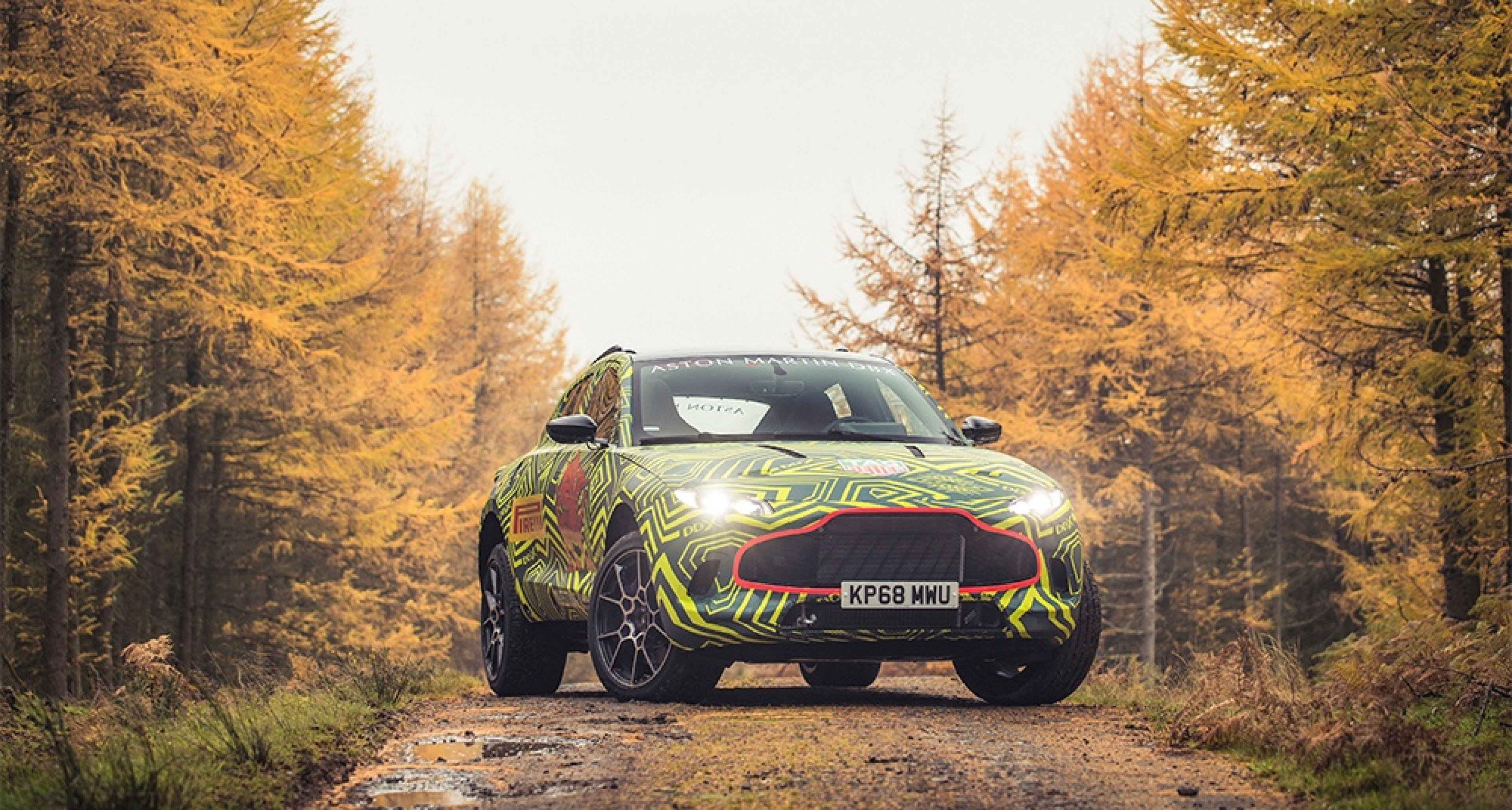 The New Aston Martin Dbx Will Be The Fright Of The Forest Classic Driver Magazine