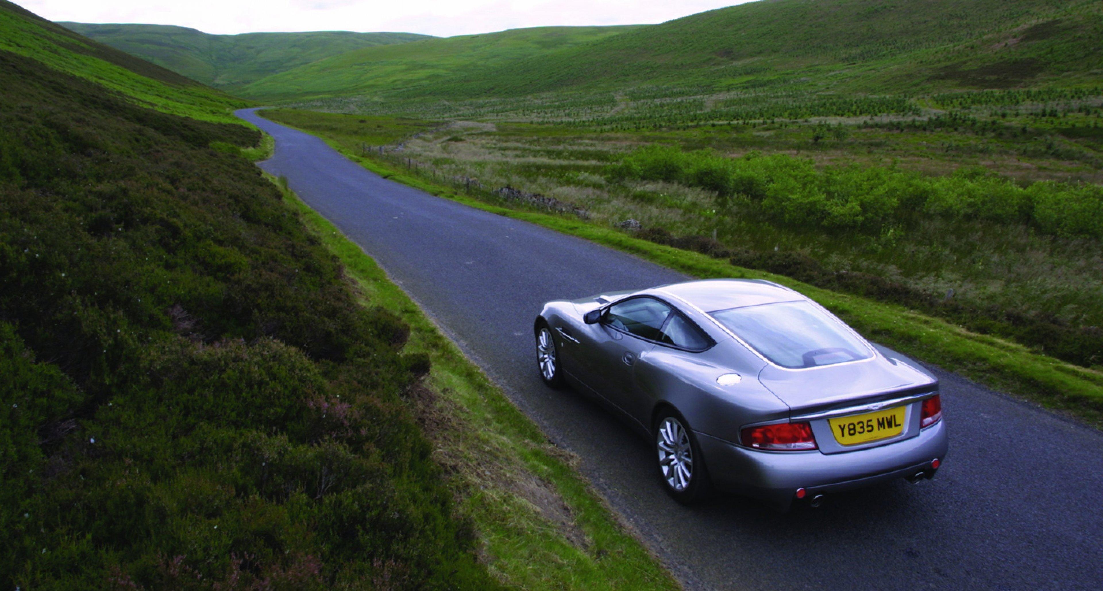 Modern Classic Aston Martin V Vanquish Classic Driver Magazine - 2001 aston martin vanquish