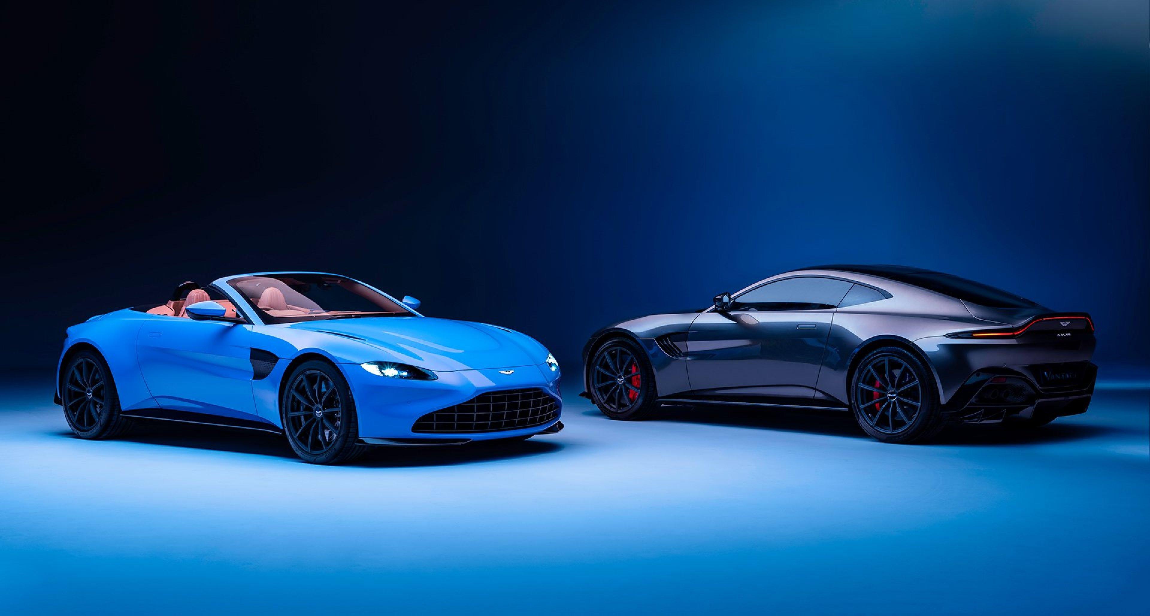 Das Dach öffnen Für Aston Martins Neuen Vantage Roadster Classic Driver Magazine